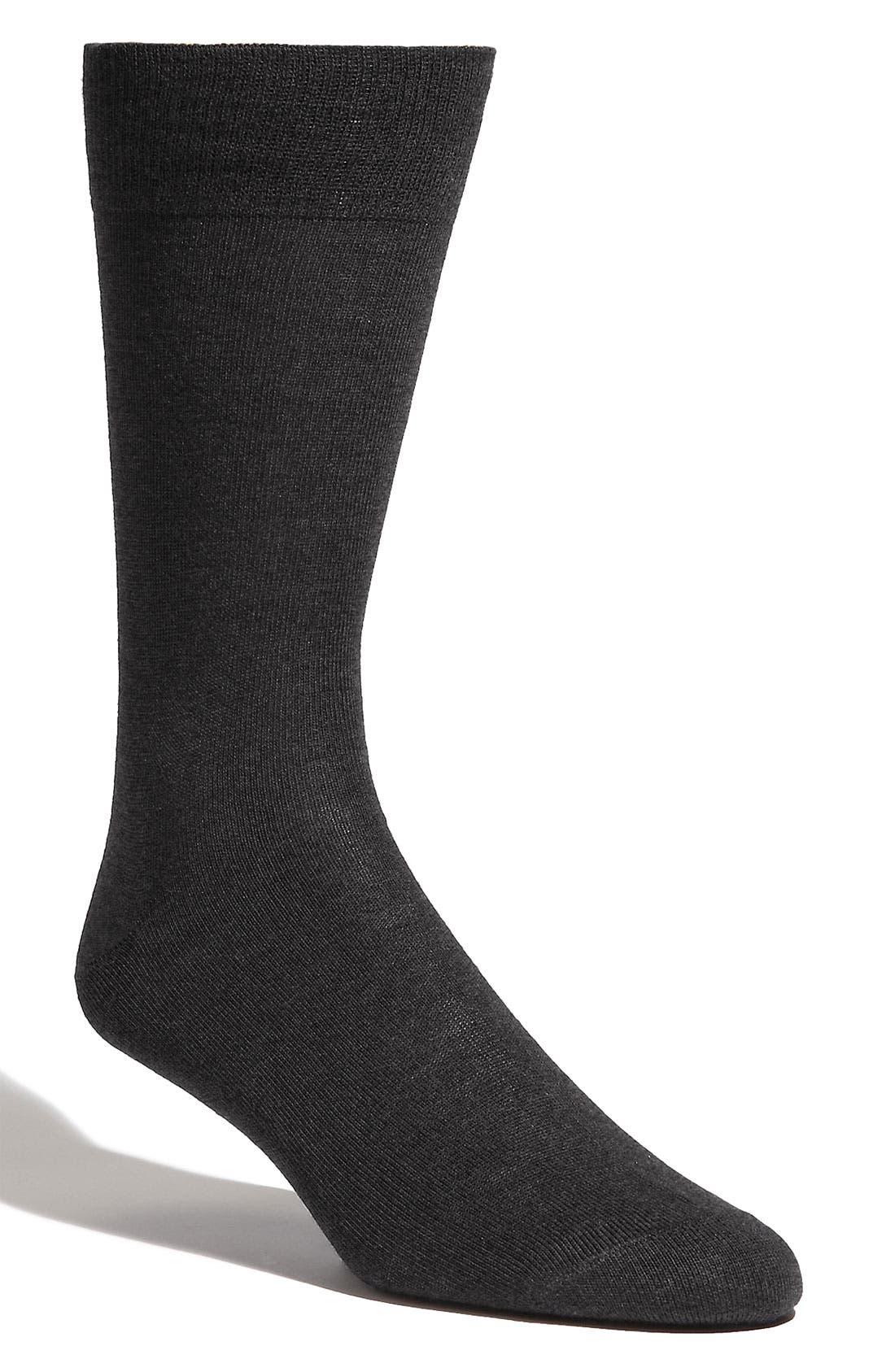 Lorenzo Uomo Merino Wool Blend Socks (Men) (3 for $30)