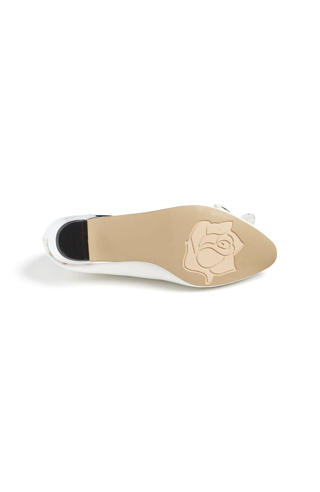 Alternate Image 4  - Stuart Weitzman 'Royal' Slip-On (Toddler, Little Kid & Big Kid)