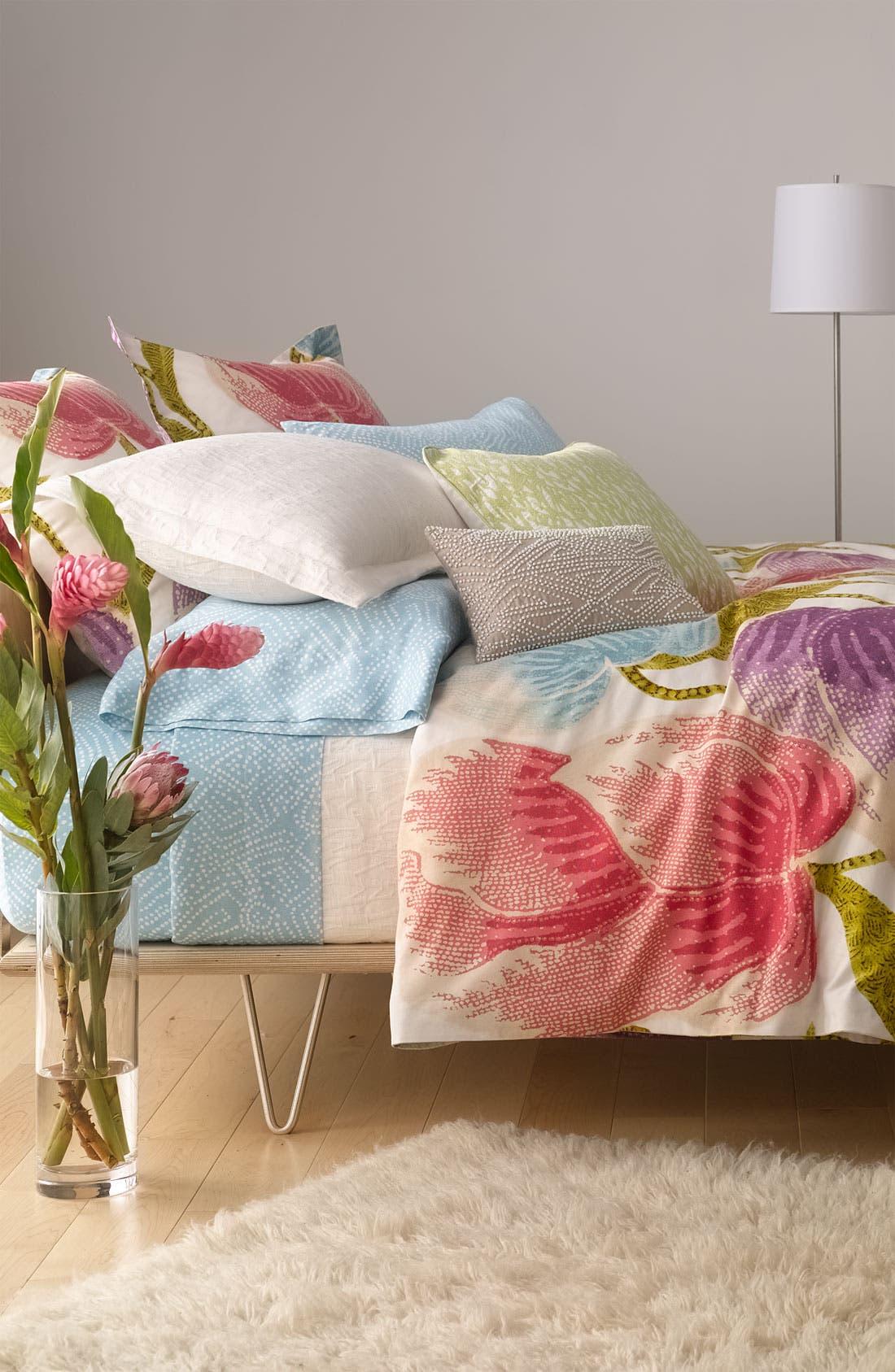 Alternate Image 3  - Diane von Furstenberg 'Batik Beaded' Pillow