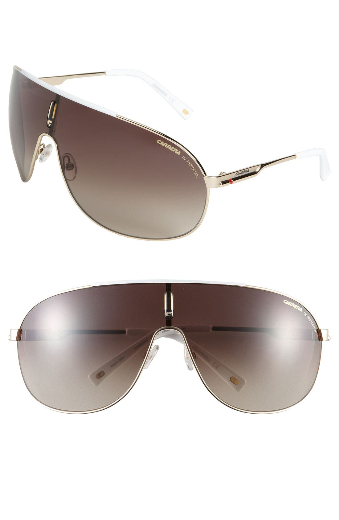 Main Image - Carrera Eyewear Metal Aviators