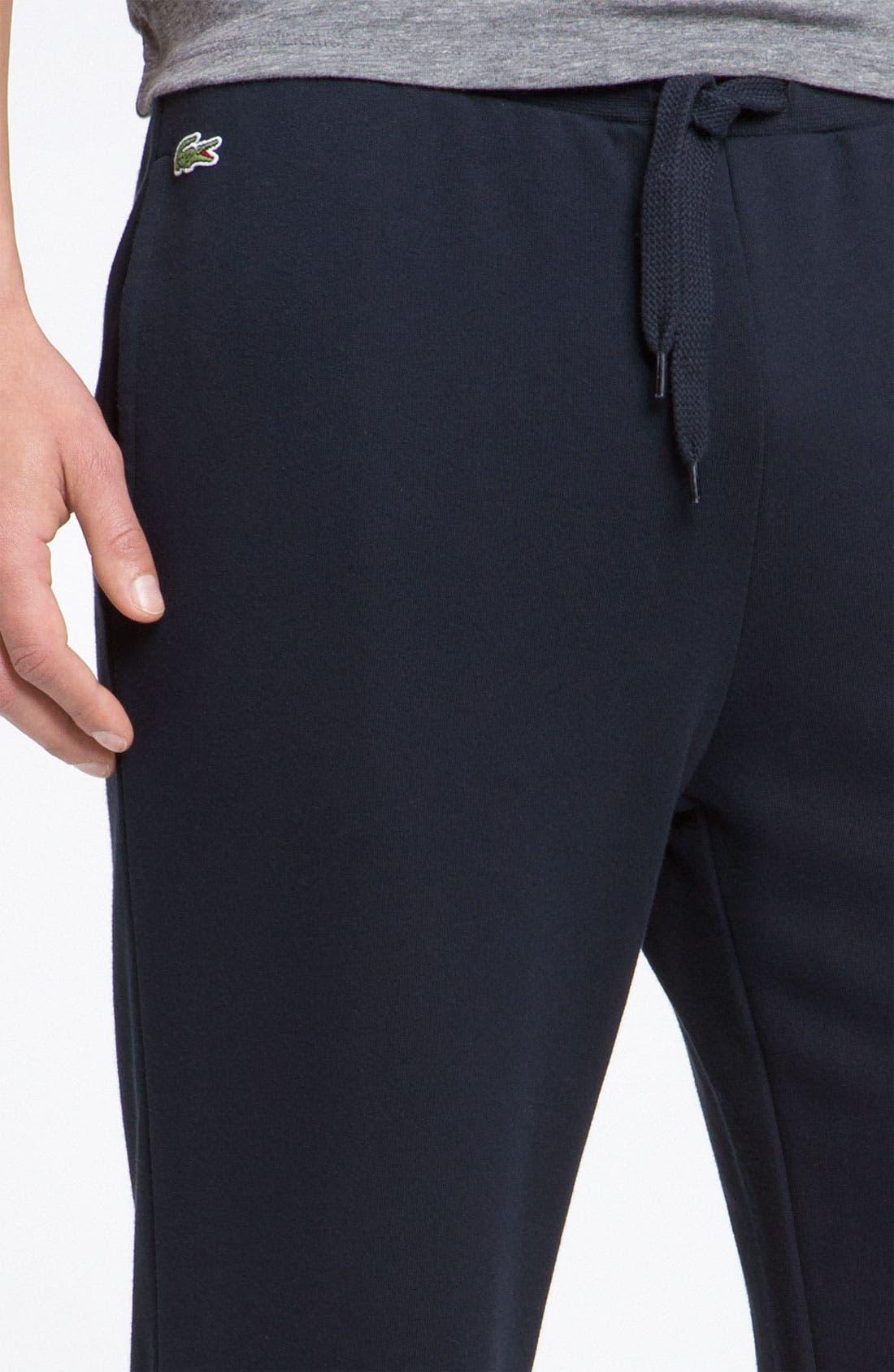 Alternate Image 3  - Lacoste Fleece Track Pants