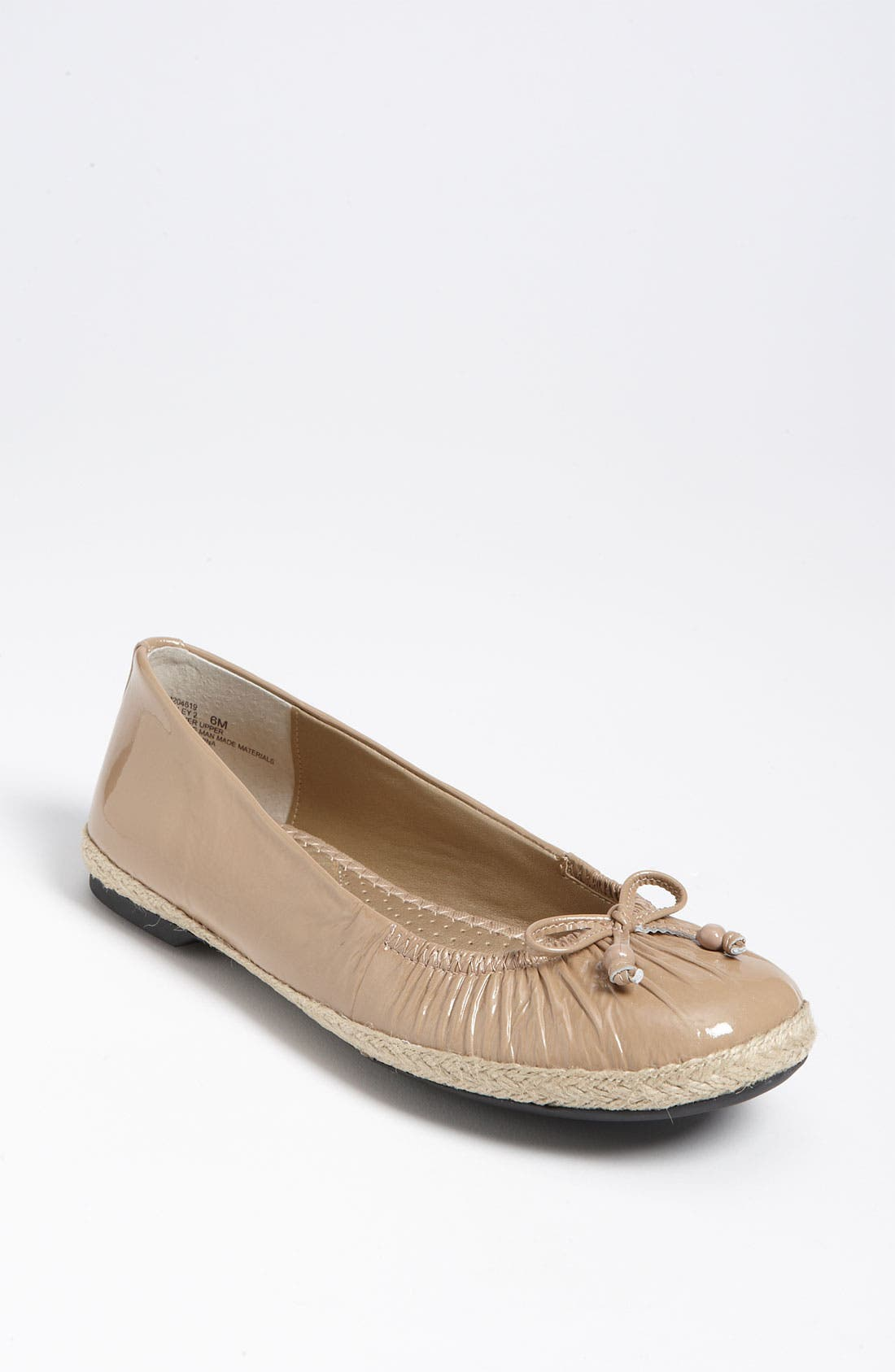 Alternate Image 1 Selected - Me Too 'Hailey' Espadrille Flat