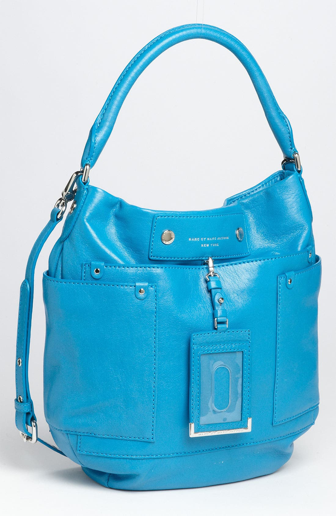 Alternate Image 1 Selected - MARC BY MARC JACOBS 'Preppy' Leather Hobo