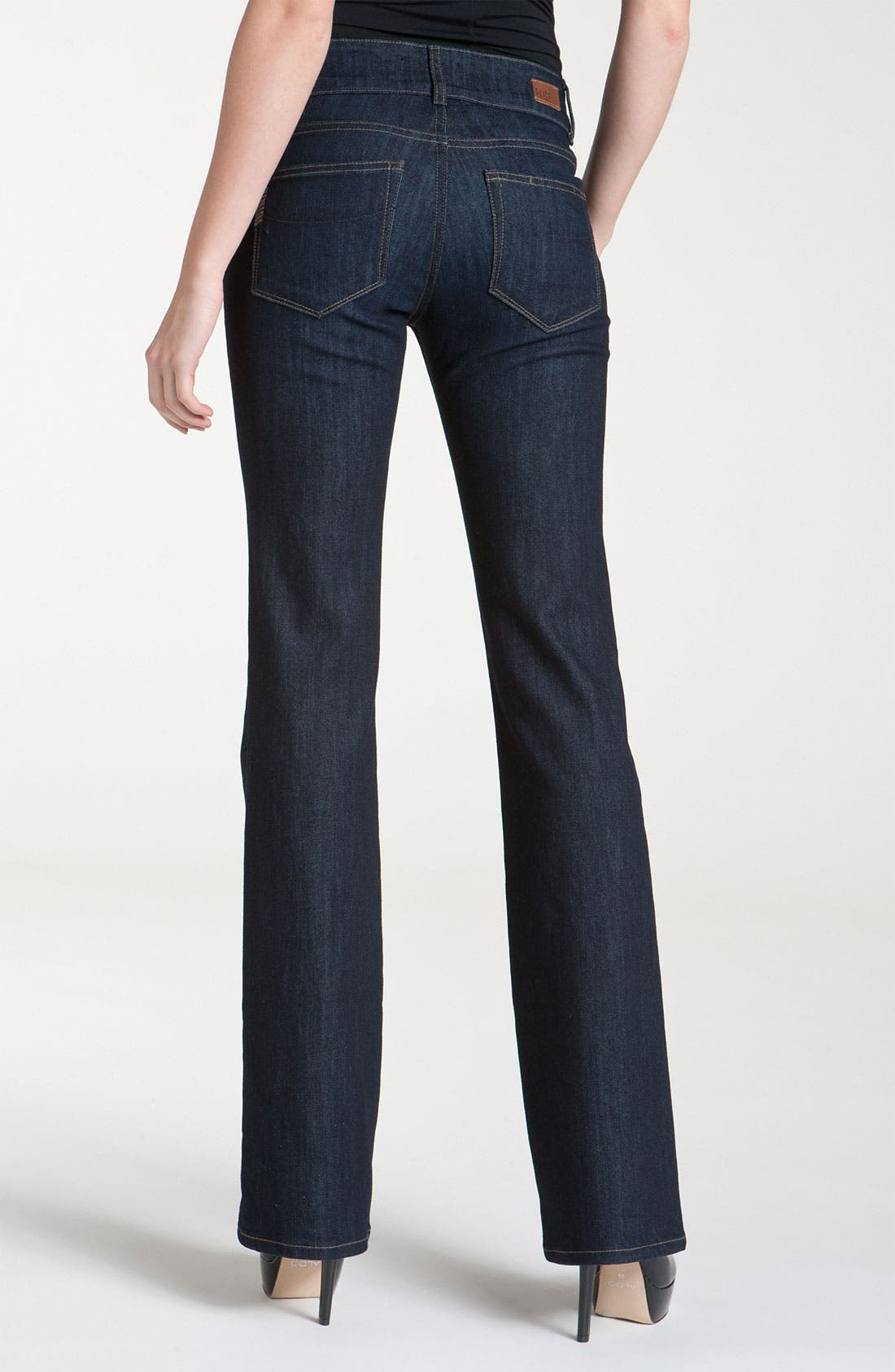 Alternate Image 2  - Paige Denim 'Hidden Hills' Bootcut Jeans (Dream)