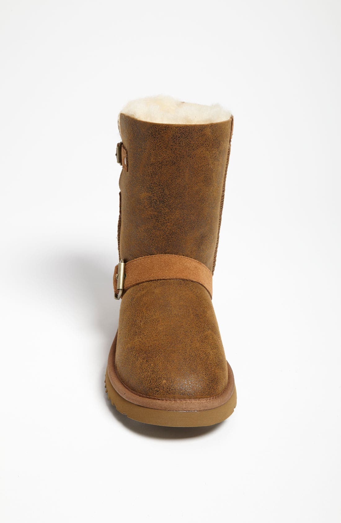Alternate Image 3  - UGG® 'Classic Dylan Short' Boot (Women)