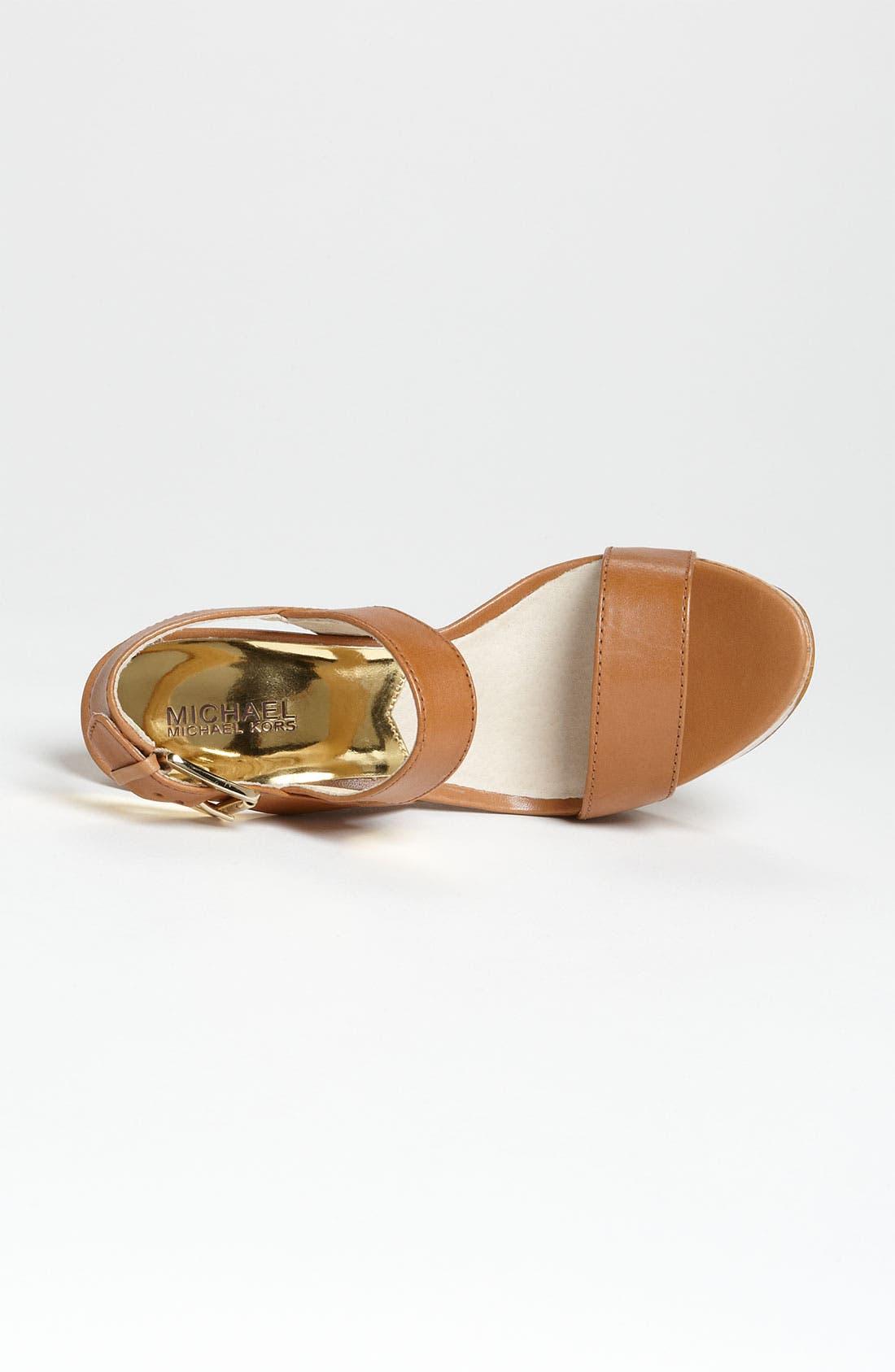 Alternate Image 3  - MICHAEL Michael Kors 'Ivana' Sandal