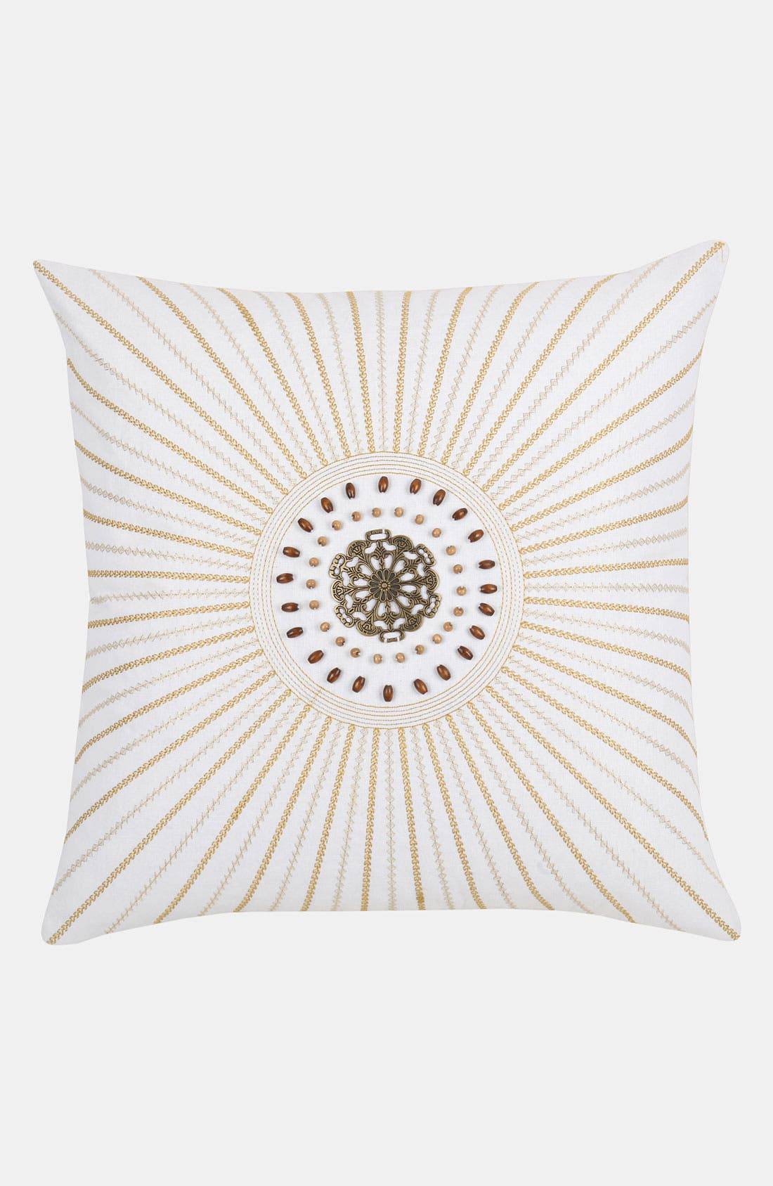 Alternate Image 1 Selected - Blissliving Home 'Sunburst' Pillow (Online Only)