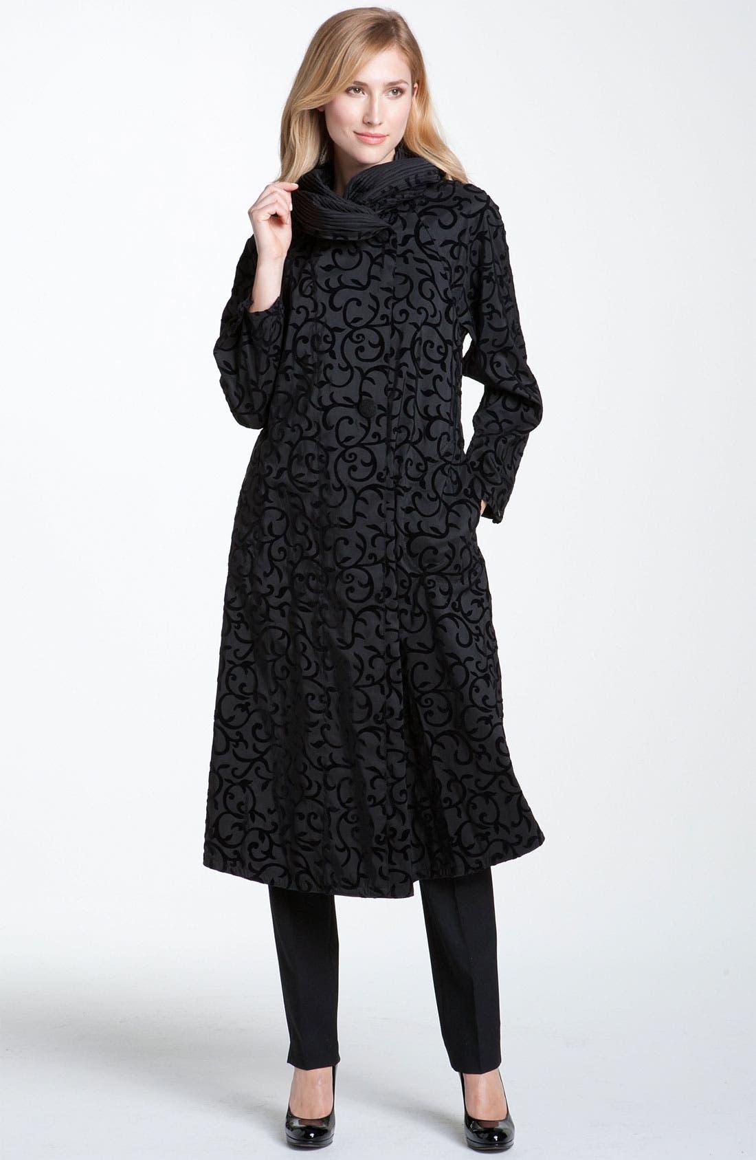 Alternate Image 1 Selected - Mycra Pac Designer Wear 'Donatella' Travel Coat