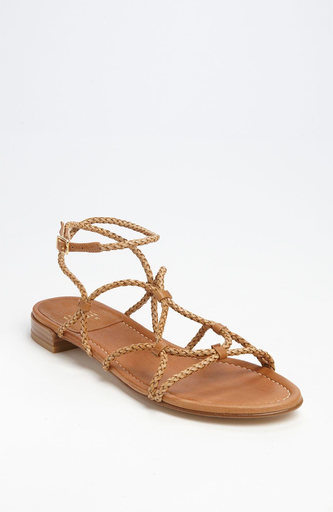Alternate Image 1 Selected - Stuart Weitzman 'Cordy' Sandal
