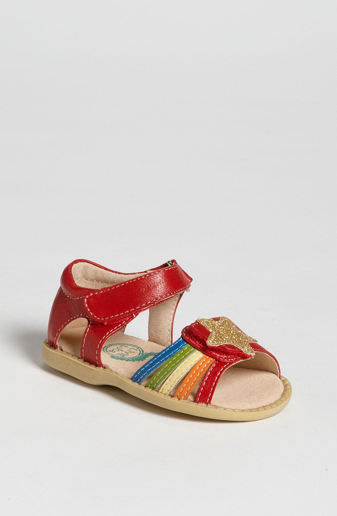 Alternate Image 1 Selected - Livie & Luca 'Nova' Sandal (Baby, Walker & Toddler)