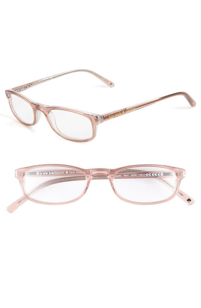 Plastic Glasses Frames Peeling : kate spade new york fermina reading glasses (Online Only ...