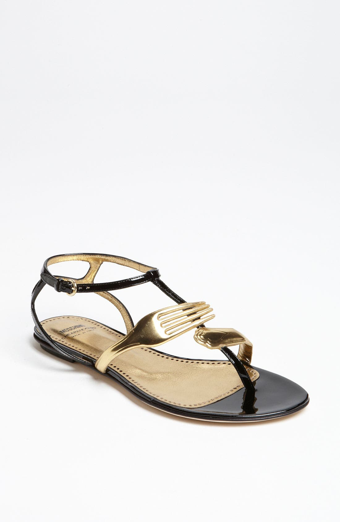Main Image - Moschino Cheap & Chic 'Utensil' Sandal
