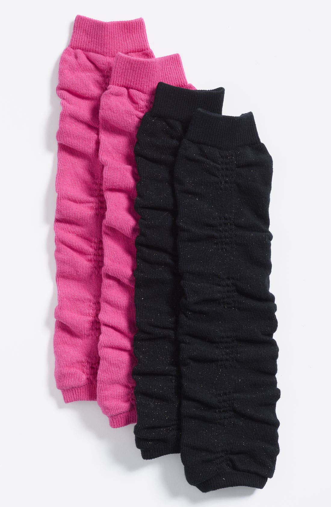 Alternate Image 1 Selected - Nordstrom Leg Warmers (2-Pack) (Girls)
