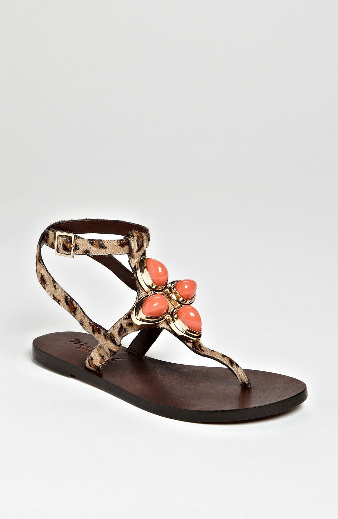 Alternate Image 1 Selected - Miss Trish 'Daktari' Sandal