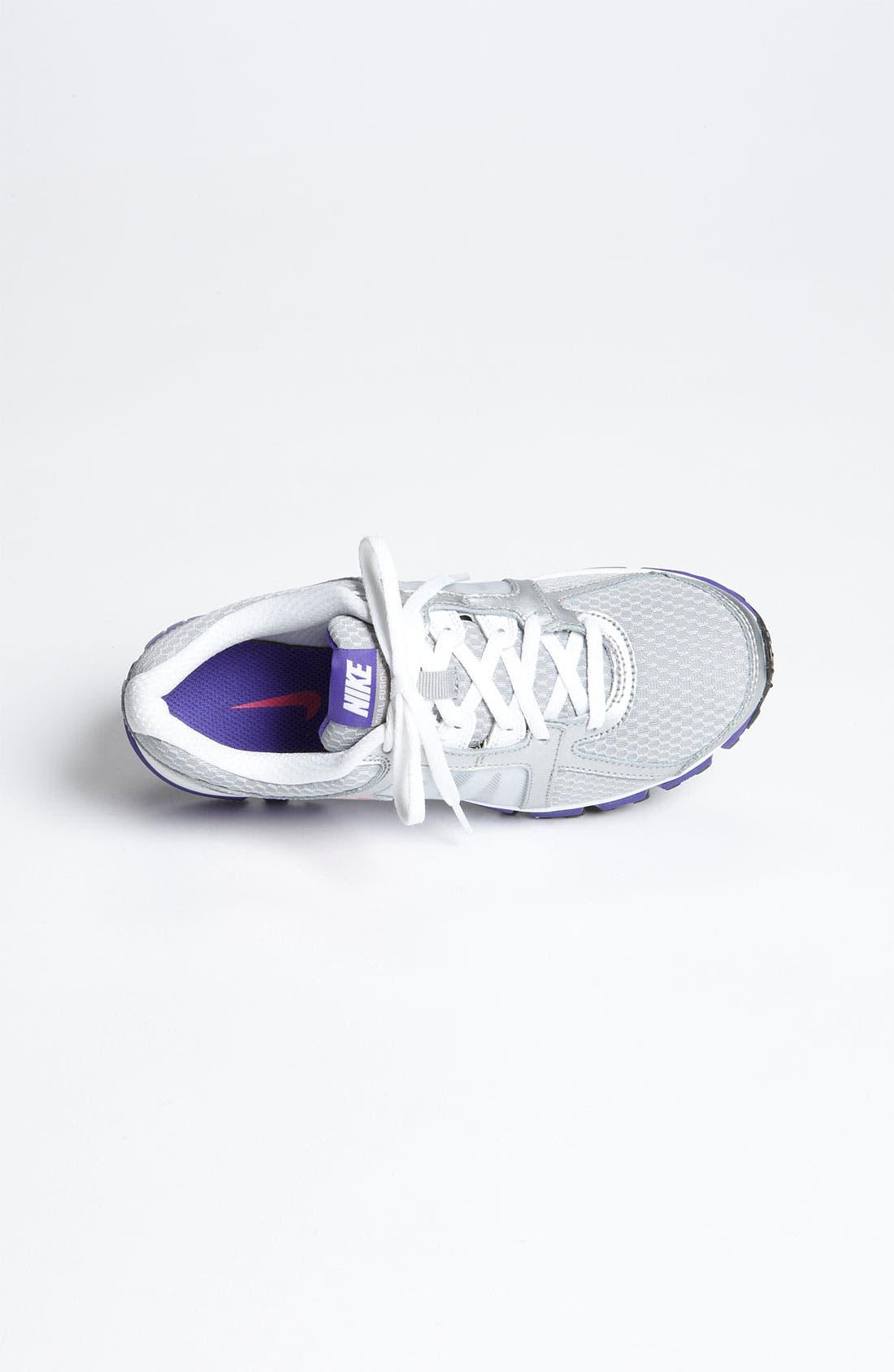 Alternate Image 3  - Nike 'Dual Fusion ST 2' Running Shoe (Toddler, Little Kid & Big Kid)