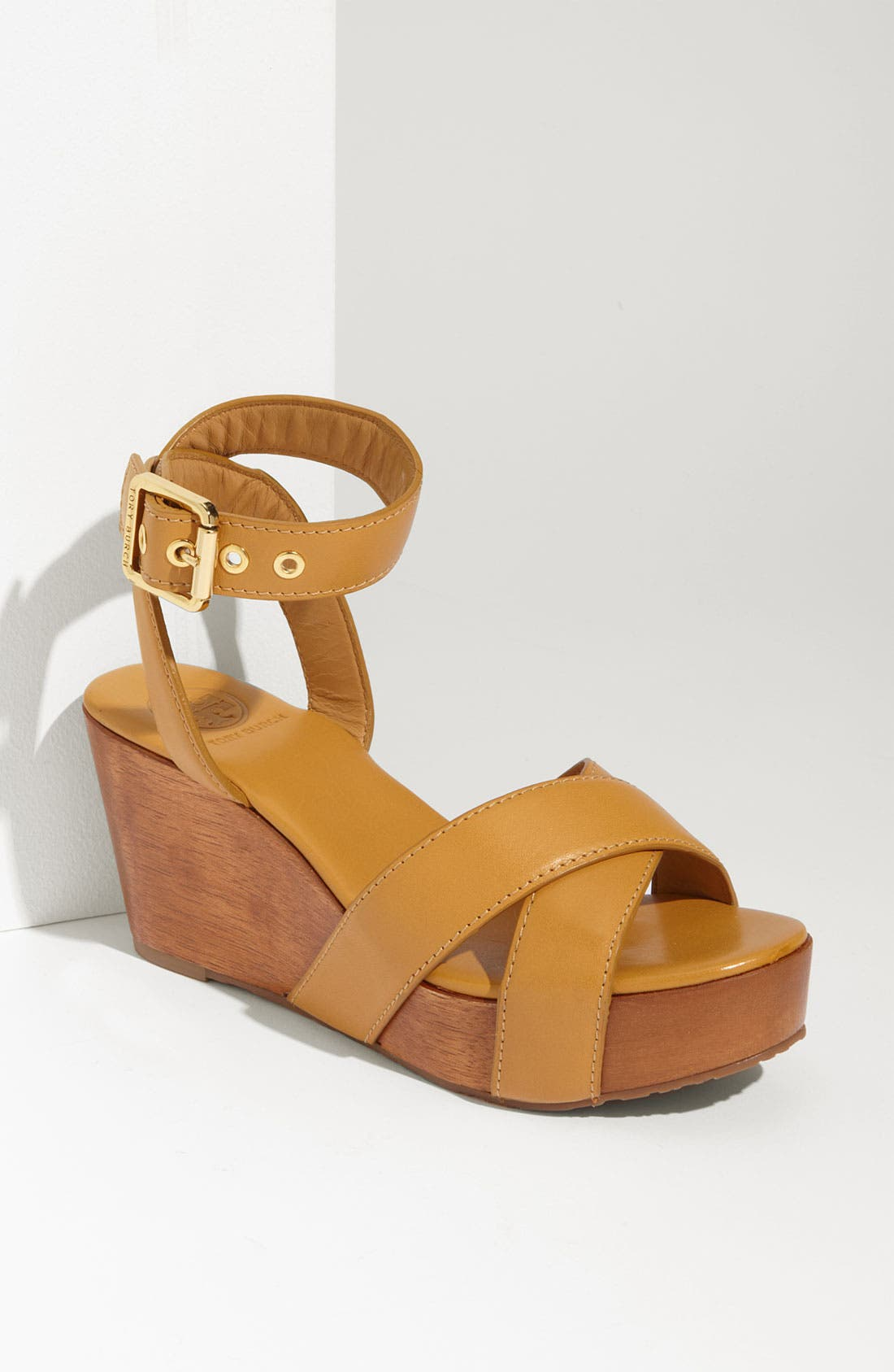 Alternate Image 1 Selected - Tory Burch 'Almita' Wedge Sandal