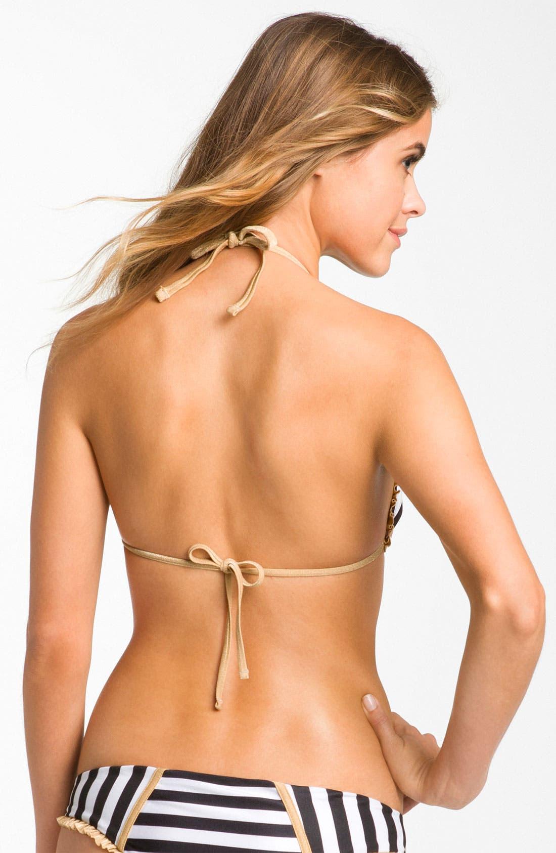 Alternate Image 2  - Beach Bunny 'We Found Love' Triangle Bikini Top