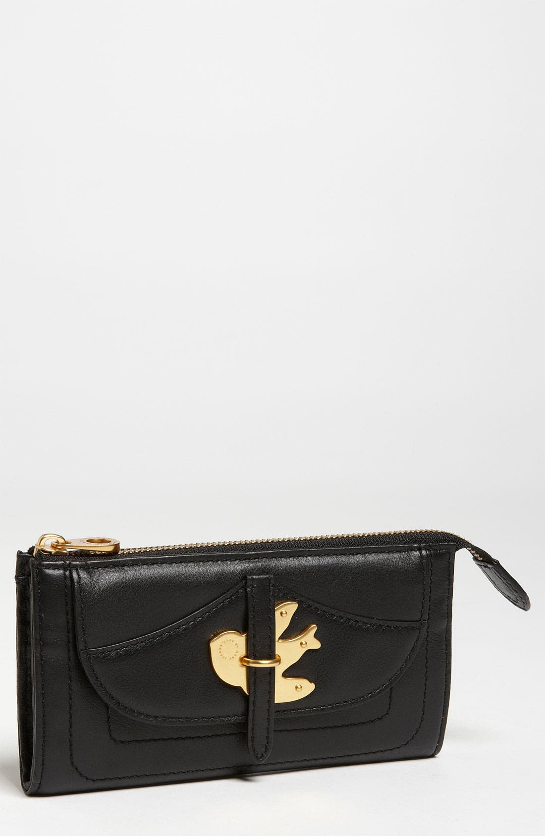 Alternate Image 1 Selected - MARC BY MARC JACOBS 'Petal to the Metal' Clutch Wallet