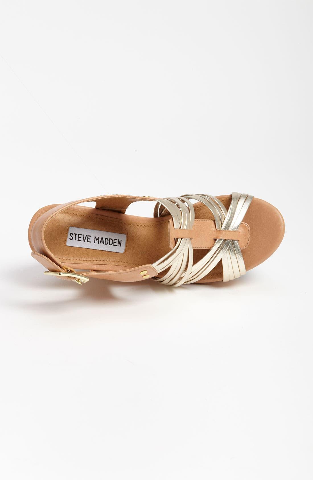 Alternate Image 4  - Steve Madden 'Tampaa' Sandal