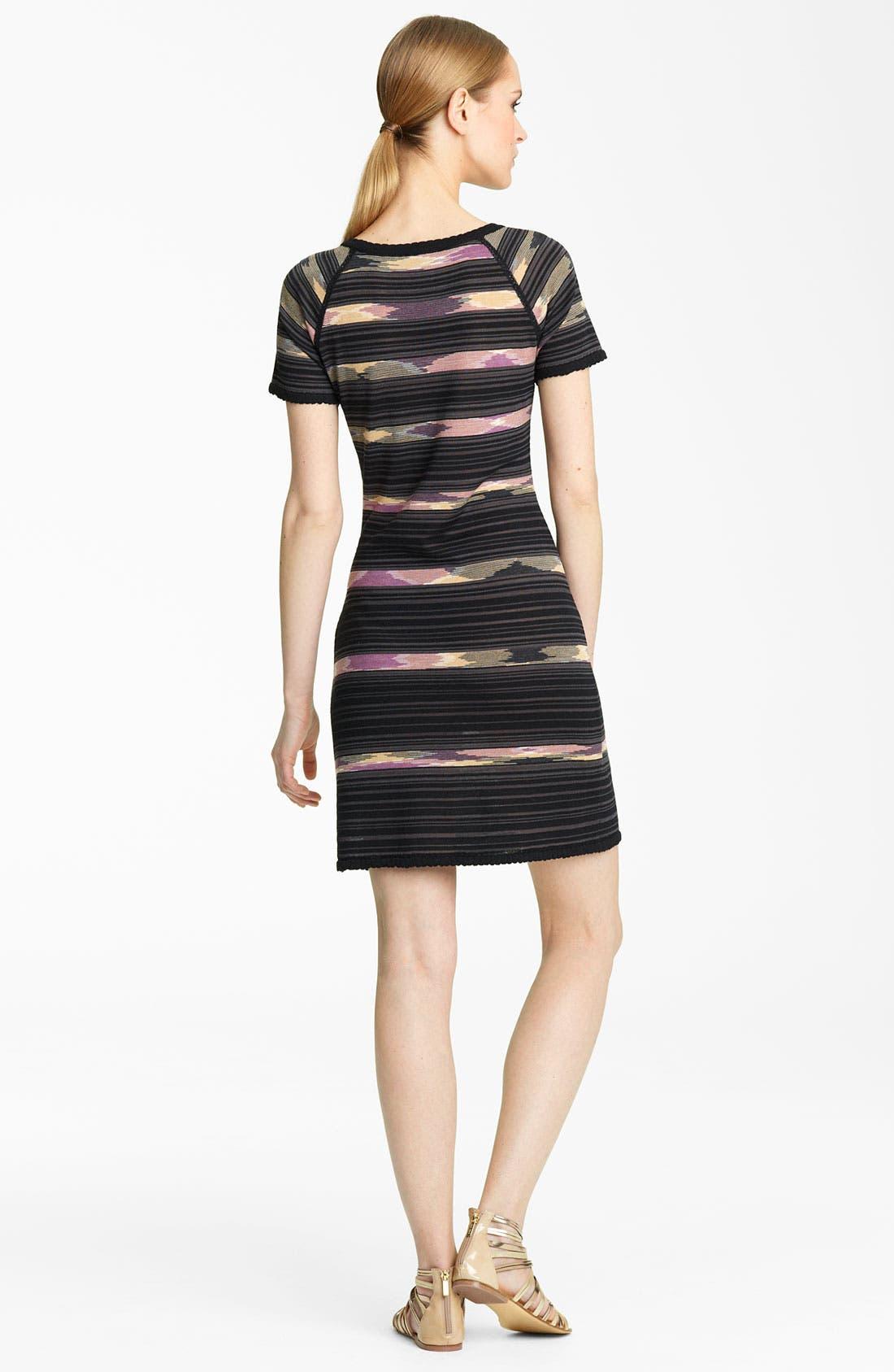 Alternate Image 2  - Missoni Space Dye Stripe Dress