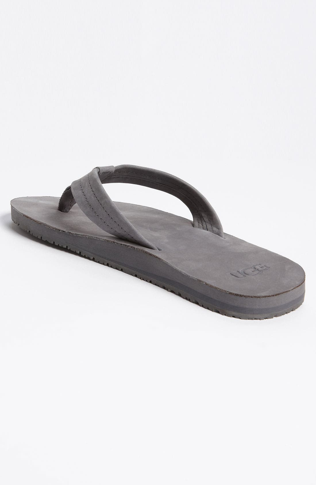 Alternate Image 2  - UGG® Australia 'Camano' Flip Flop (Men)