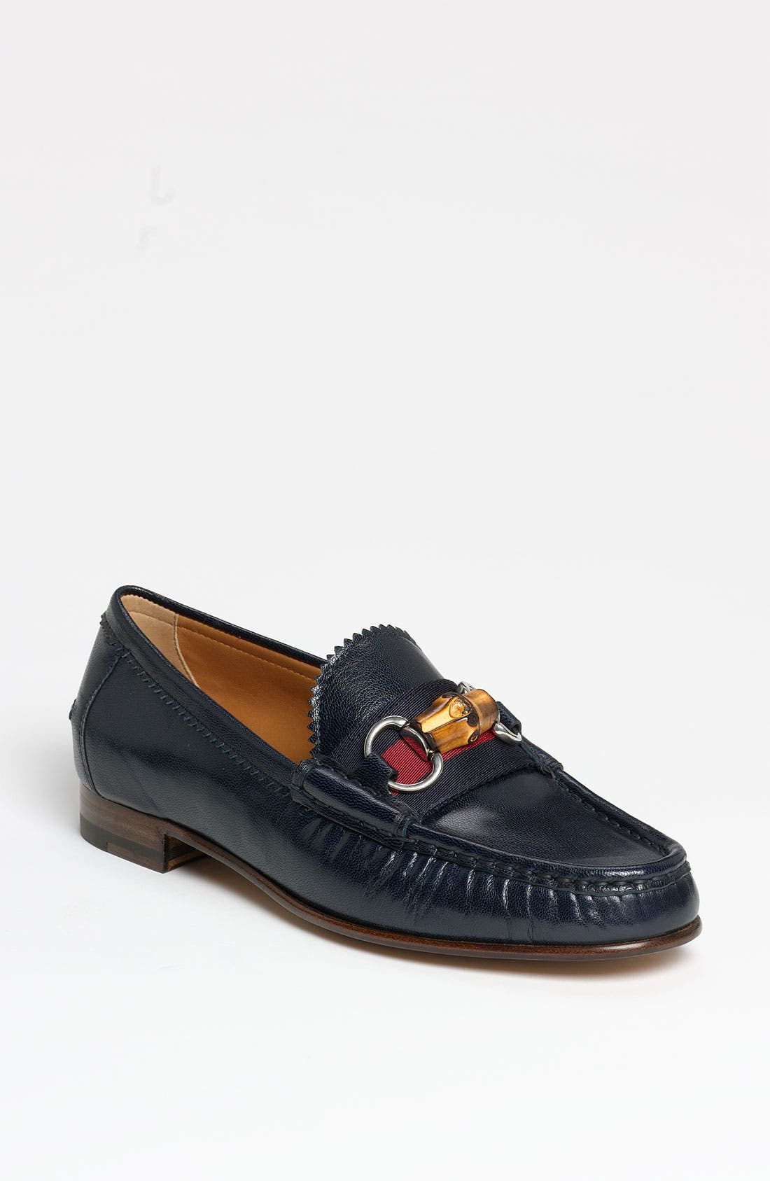 Alternate Image 1 Selected - Gucci 'Clyde' Loafer