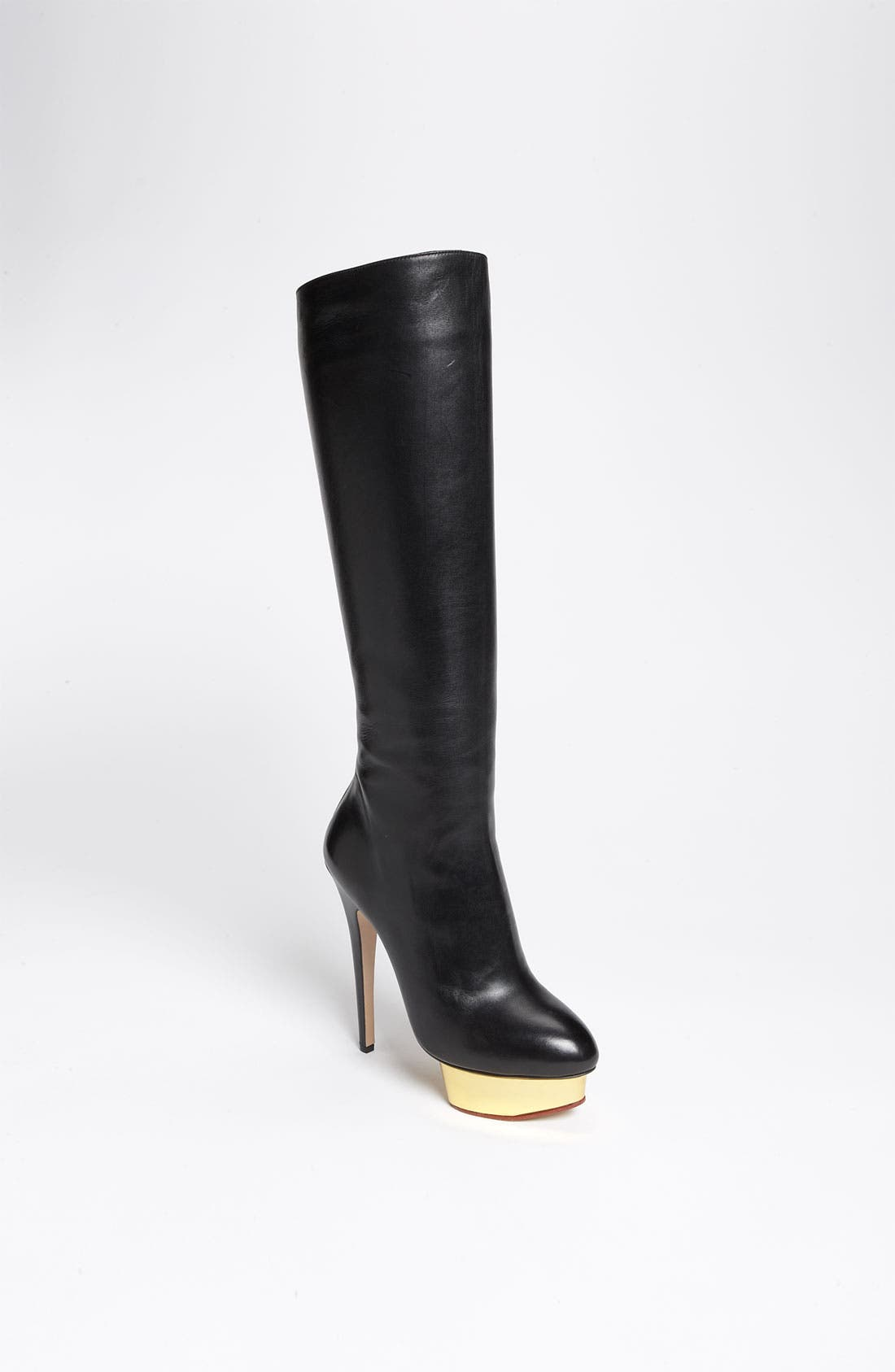 Alternate Image 1 Selected - Charlotte Olympia Tall Boot