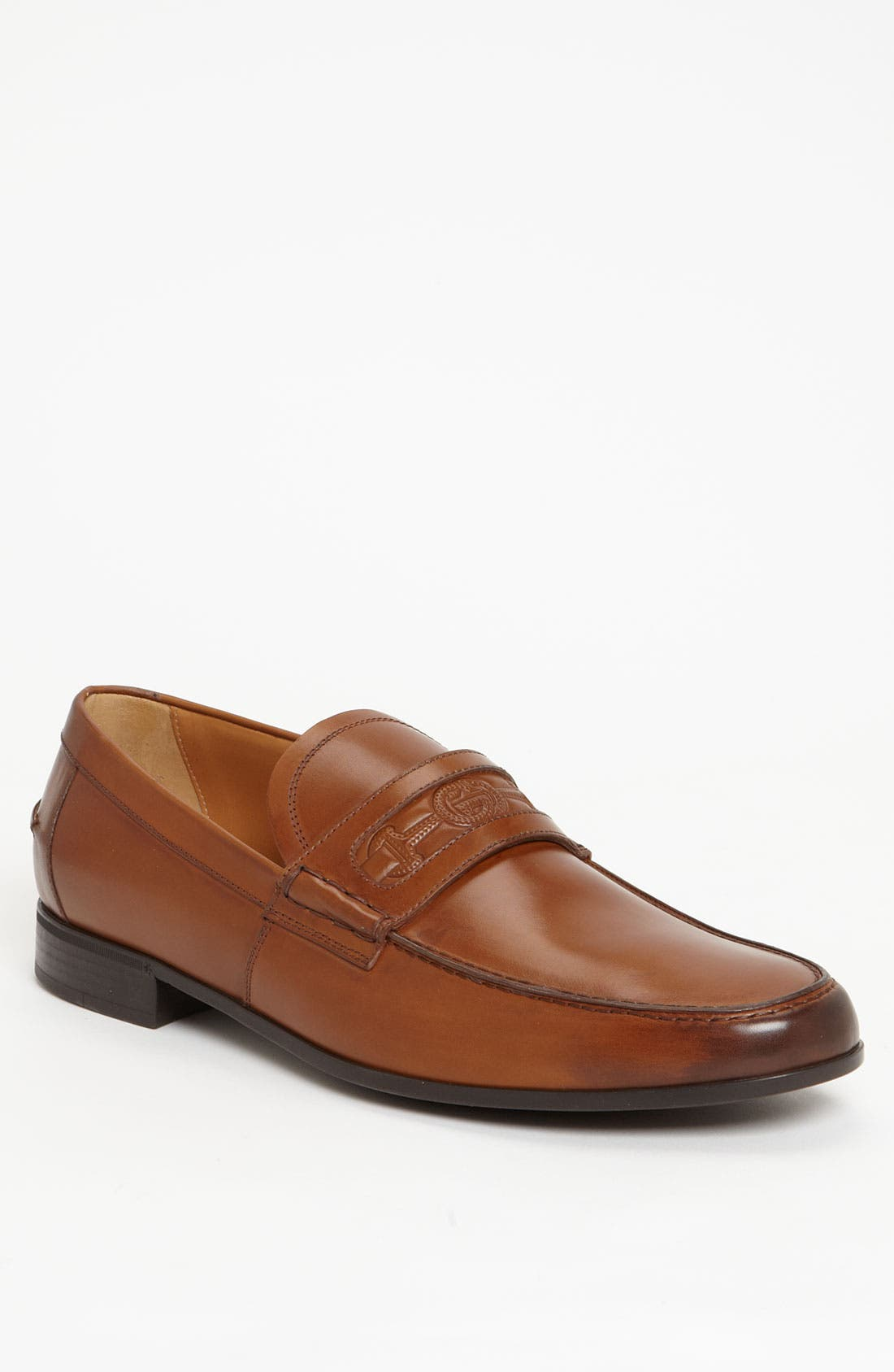 Alternate Image 1 Selected - Gucci 'Goudin' Loafer