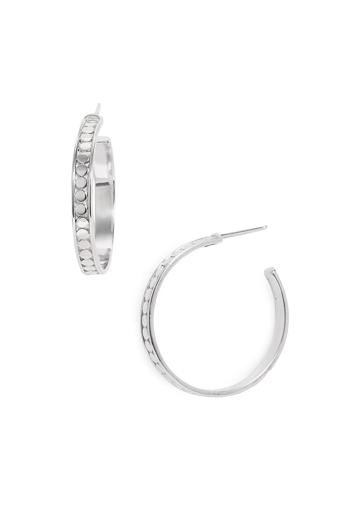 Alternate Image 1 Selected - Anna Beck 'Bali' Hoop Earrings