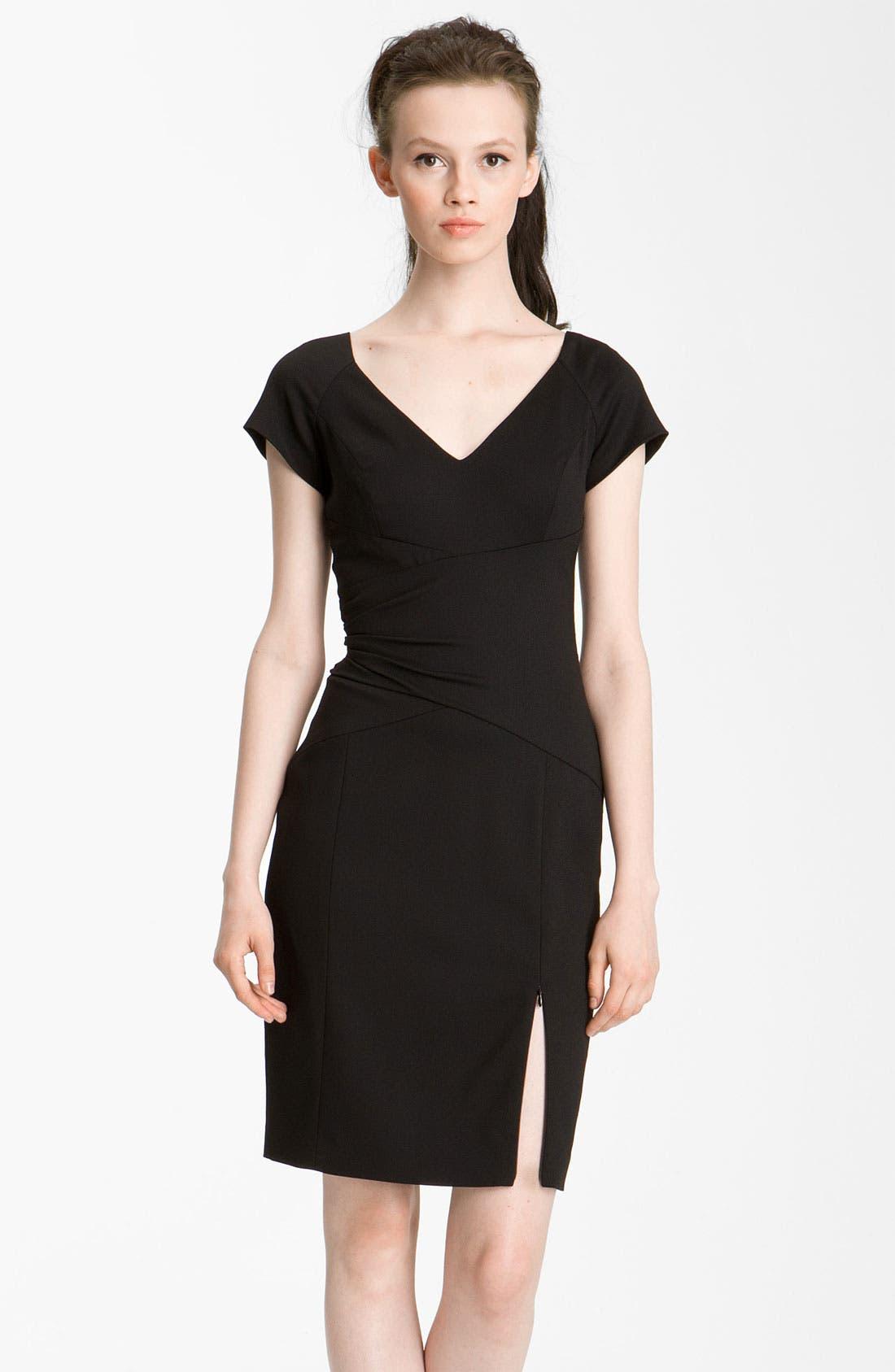 Main Image - Rachel Zoe 'Katherine' Raglan Sleeve Dress