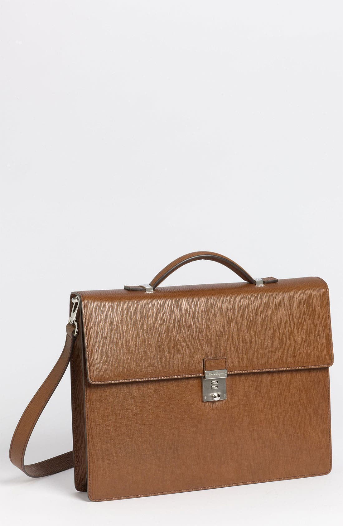 Alternate Image 1 Selected - Salvatore Ferragamo 'Revival' Briefcase