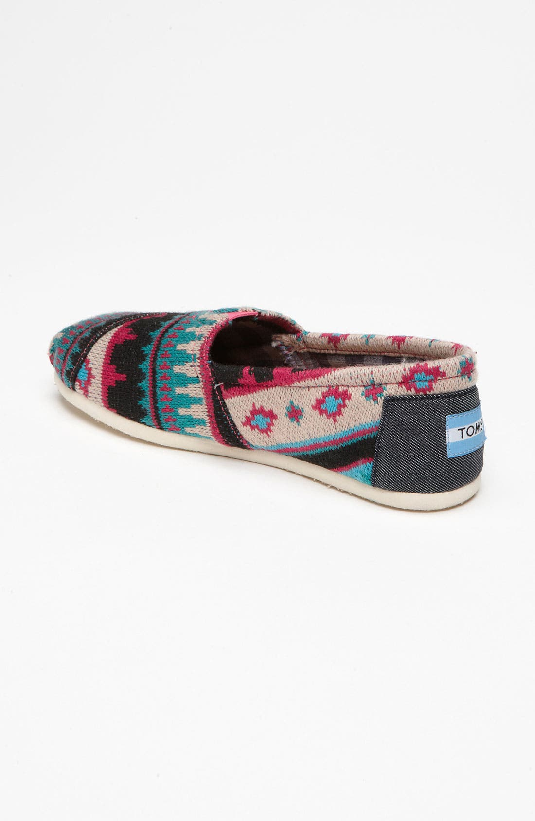 Alternate Image 2  - TOMS 'Classic - Tamin' Slip-On (Women)