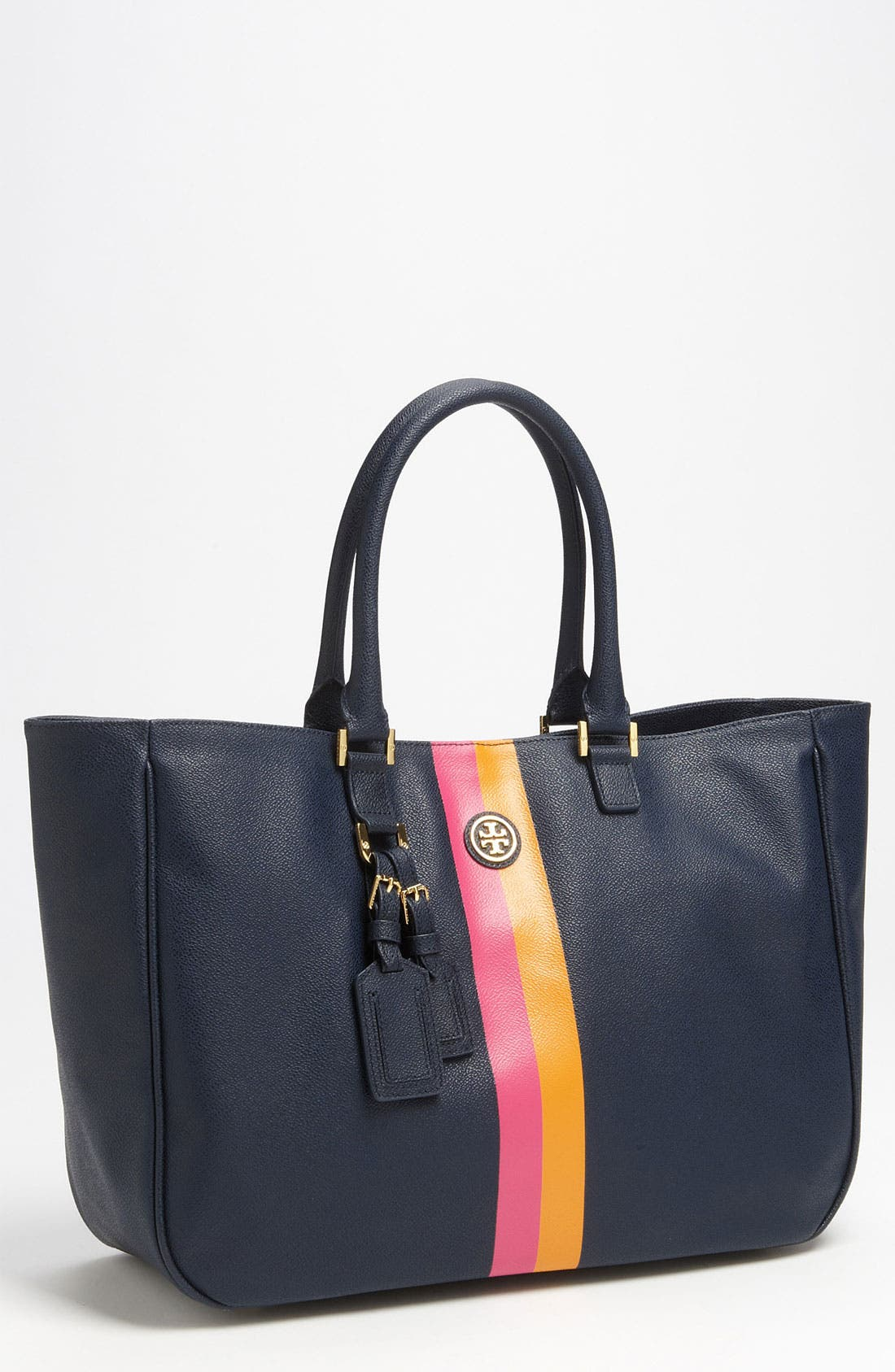 Alternate Image 1 Selected - Tory Burch 'Roslyn Stripe' Tote