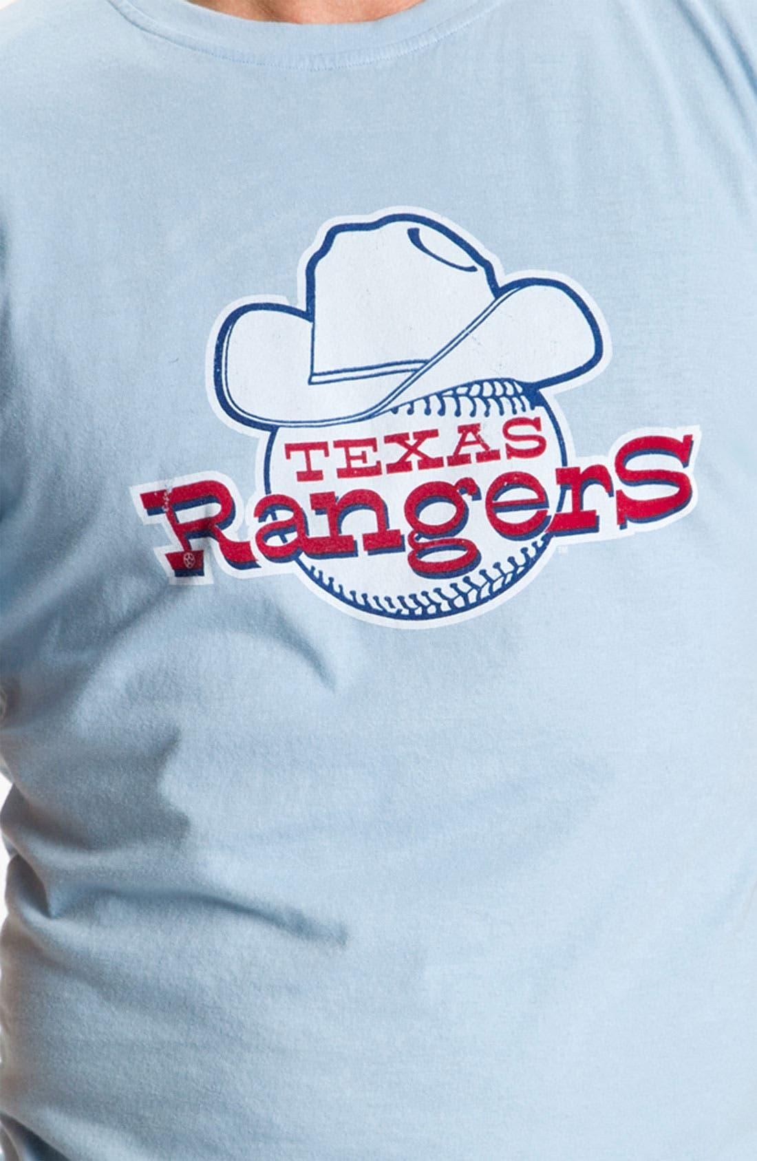 Alternate Image 3  - Red Jacket 'Rangers - Brass Tack' T-Shirt