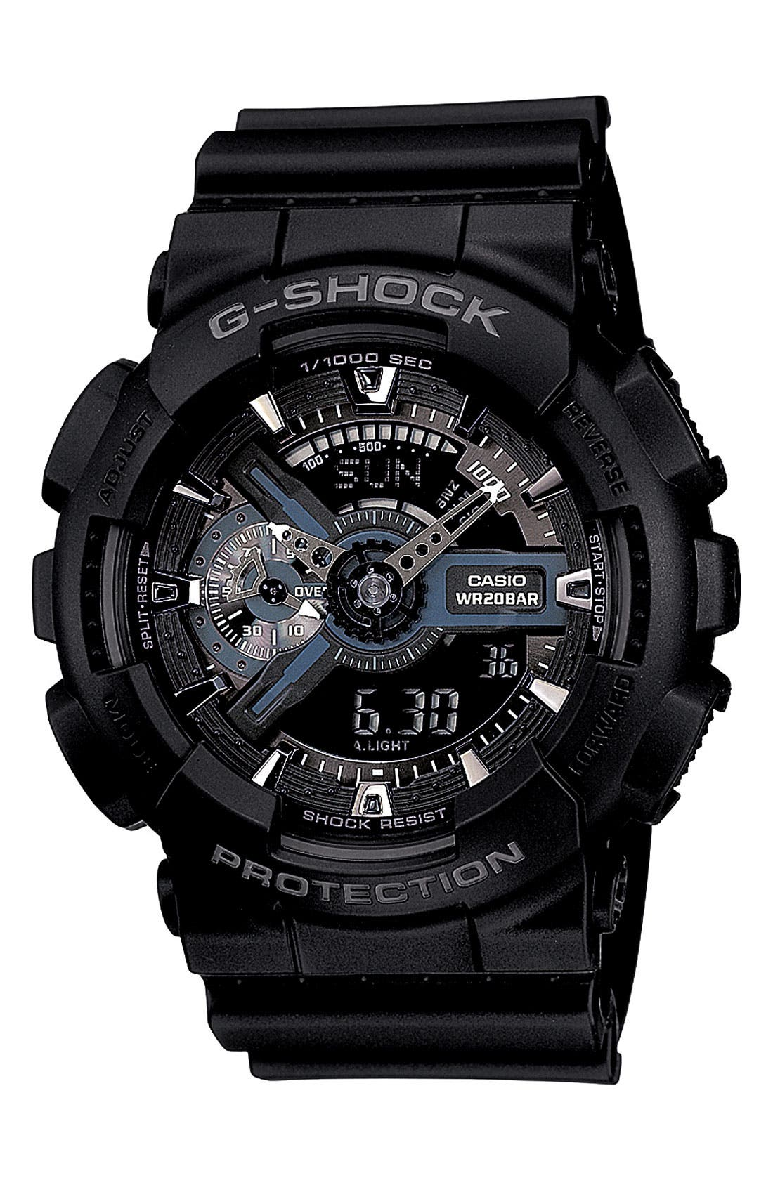 Alternate Image 1 Selected - G-Shock Dual Movement Watch, 43mm