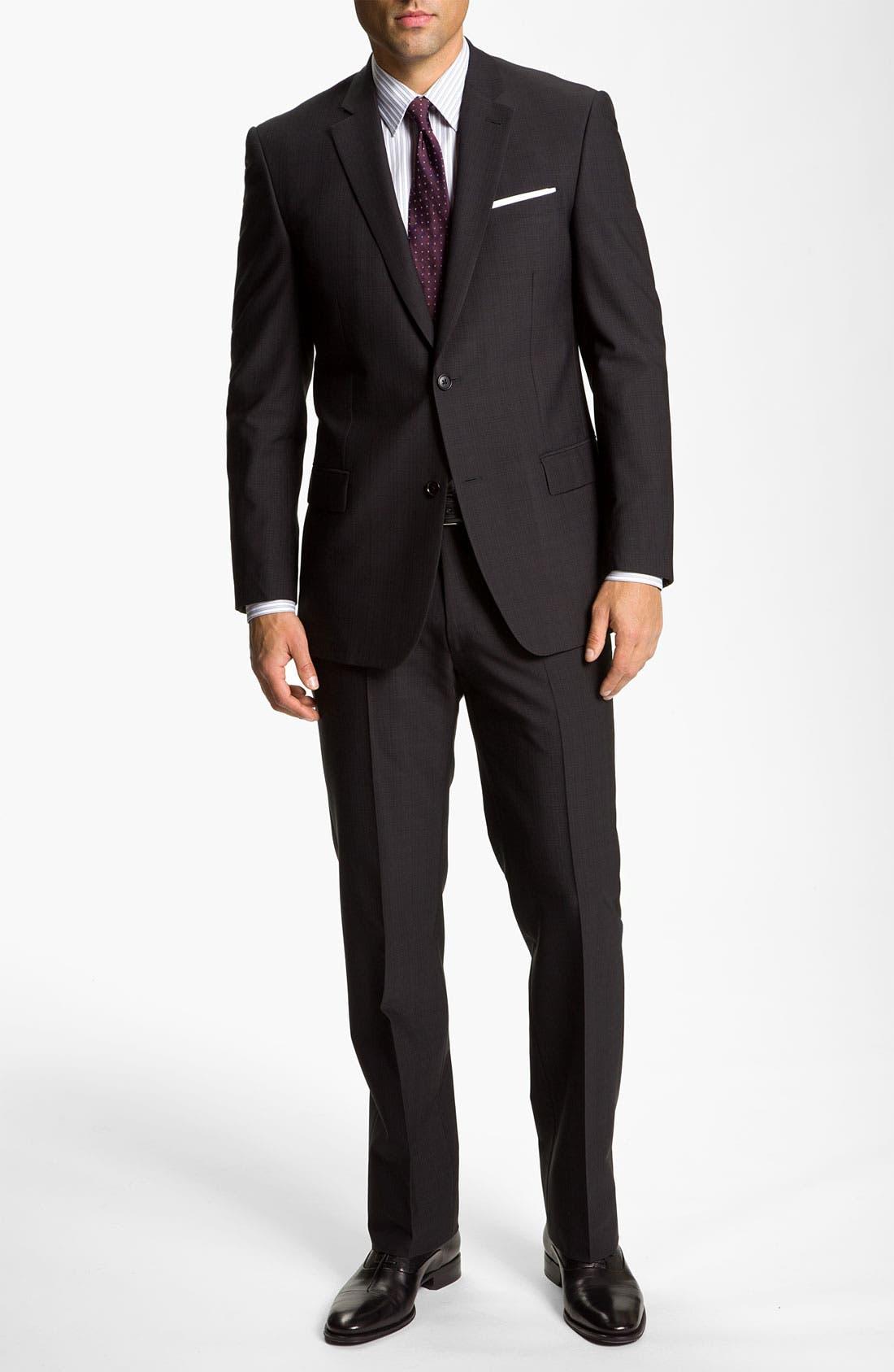 Alternate Image 2  - John Varvatos Star USA 'Bedford' Suit