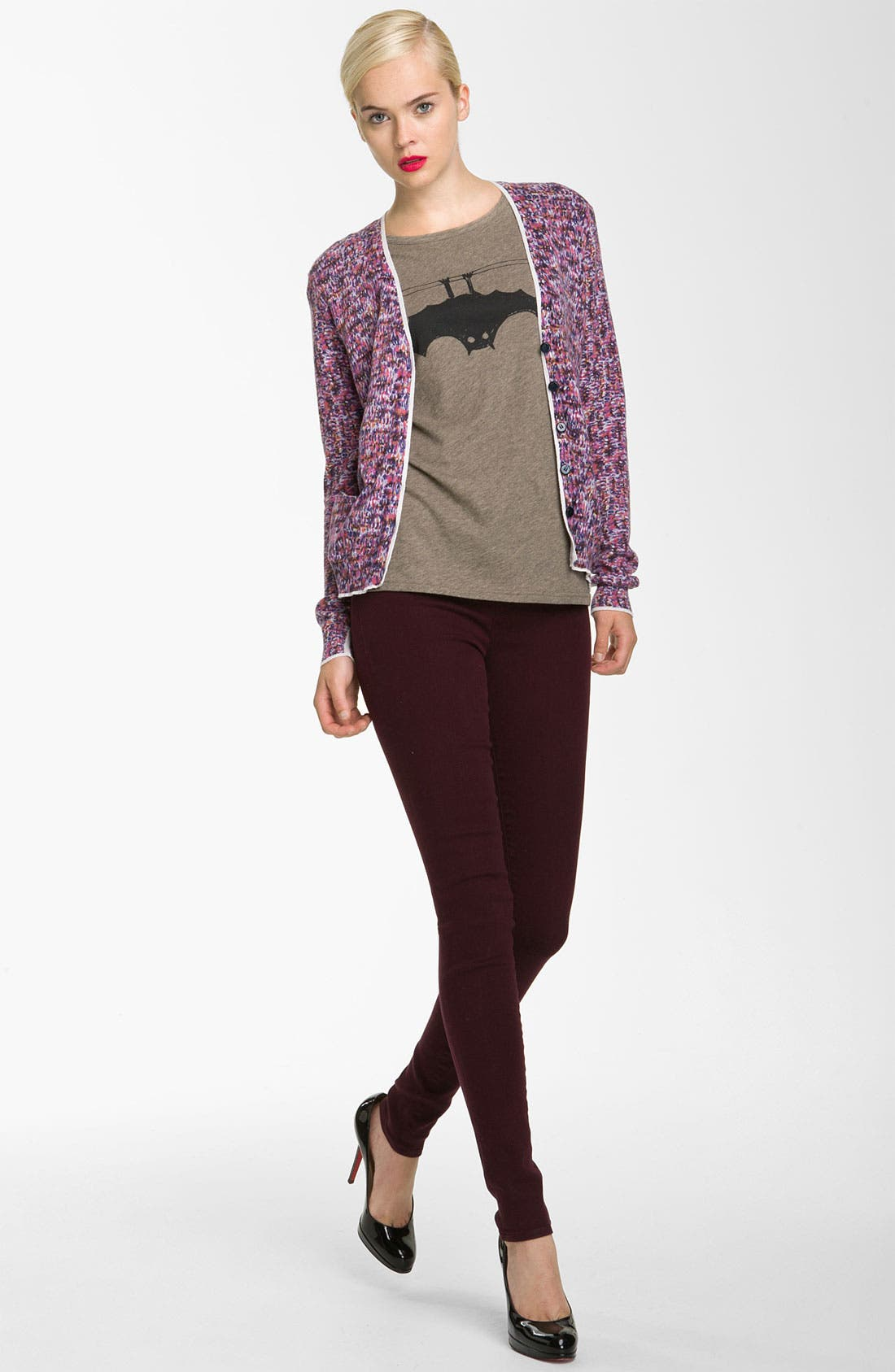 Alternate Image 4  - MARC BY MARC JACOBS 'Batty' Graphic Tee