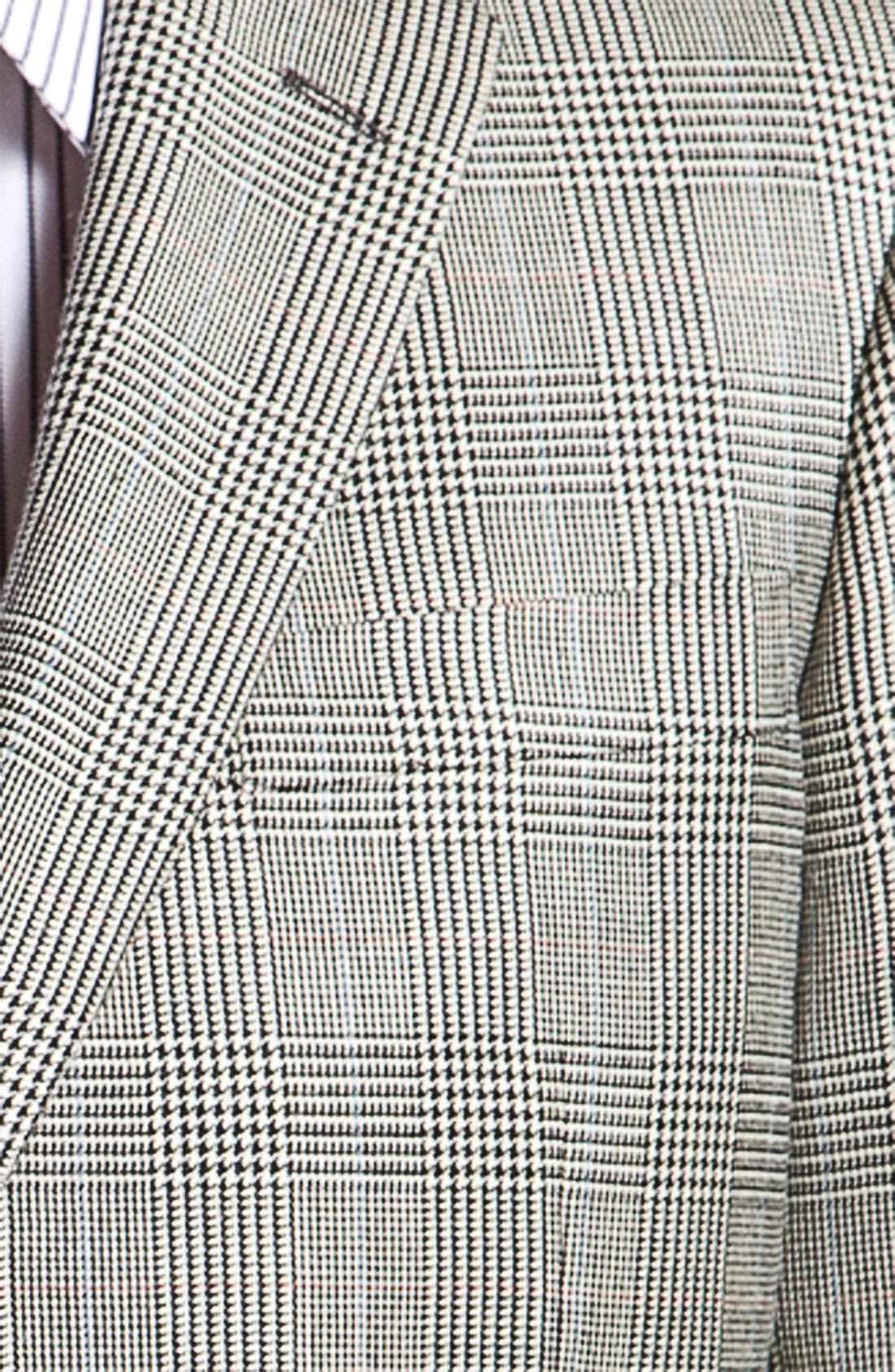 Alternate Image 3  - John W. Nordstrom® Plaid Sportcoat
