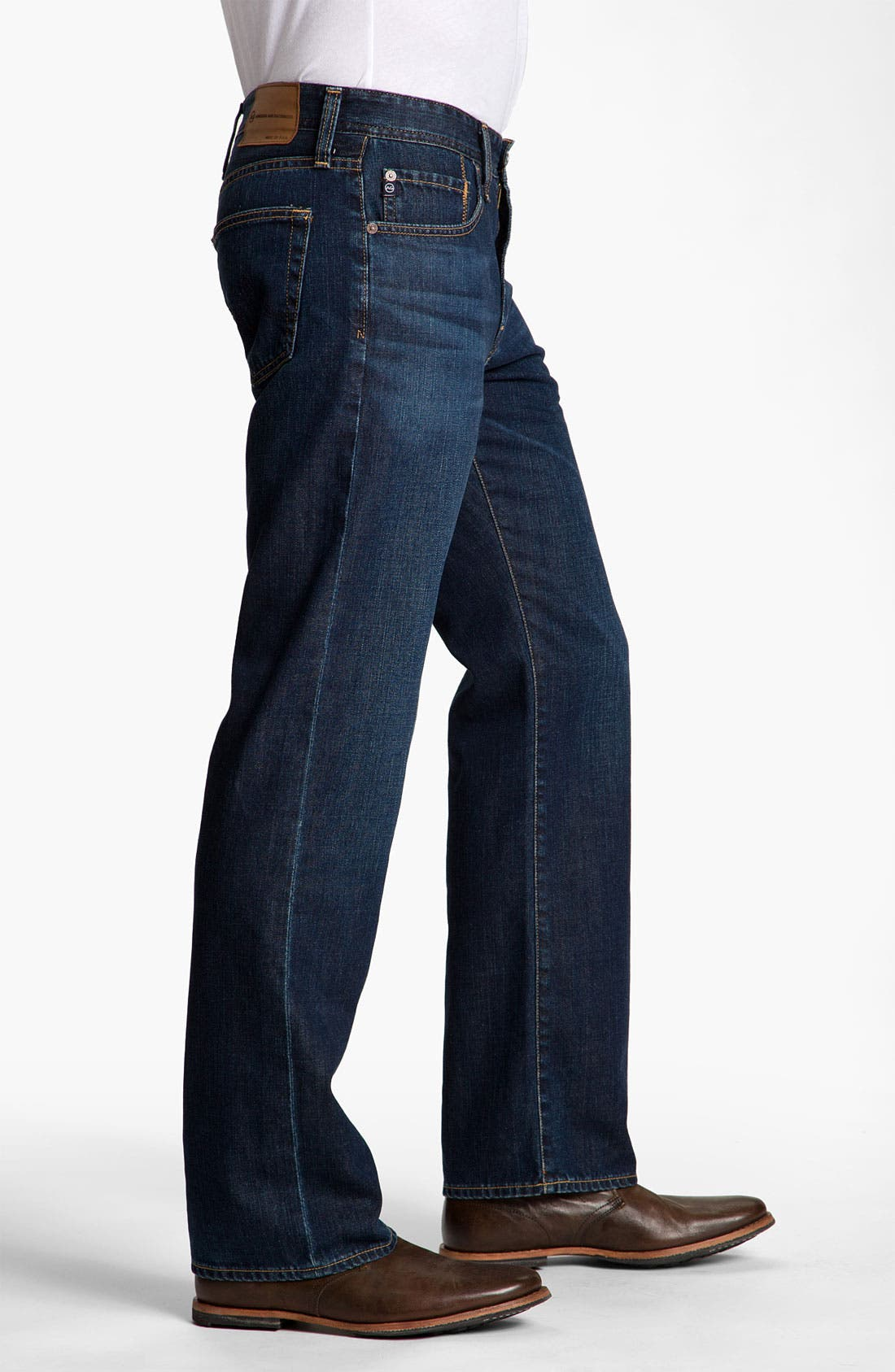 Alternate Image 3  - AG Jeans 'Hero' Relaxed Fit Jeans (Vanguard)