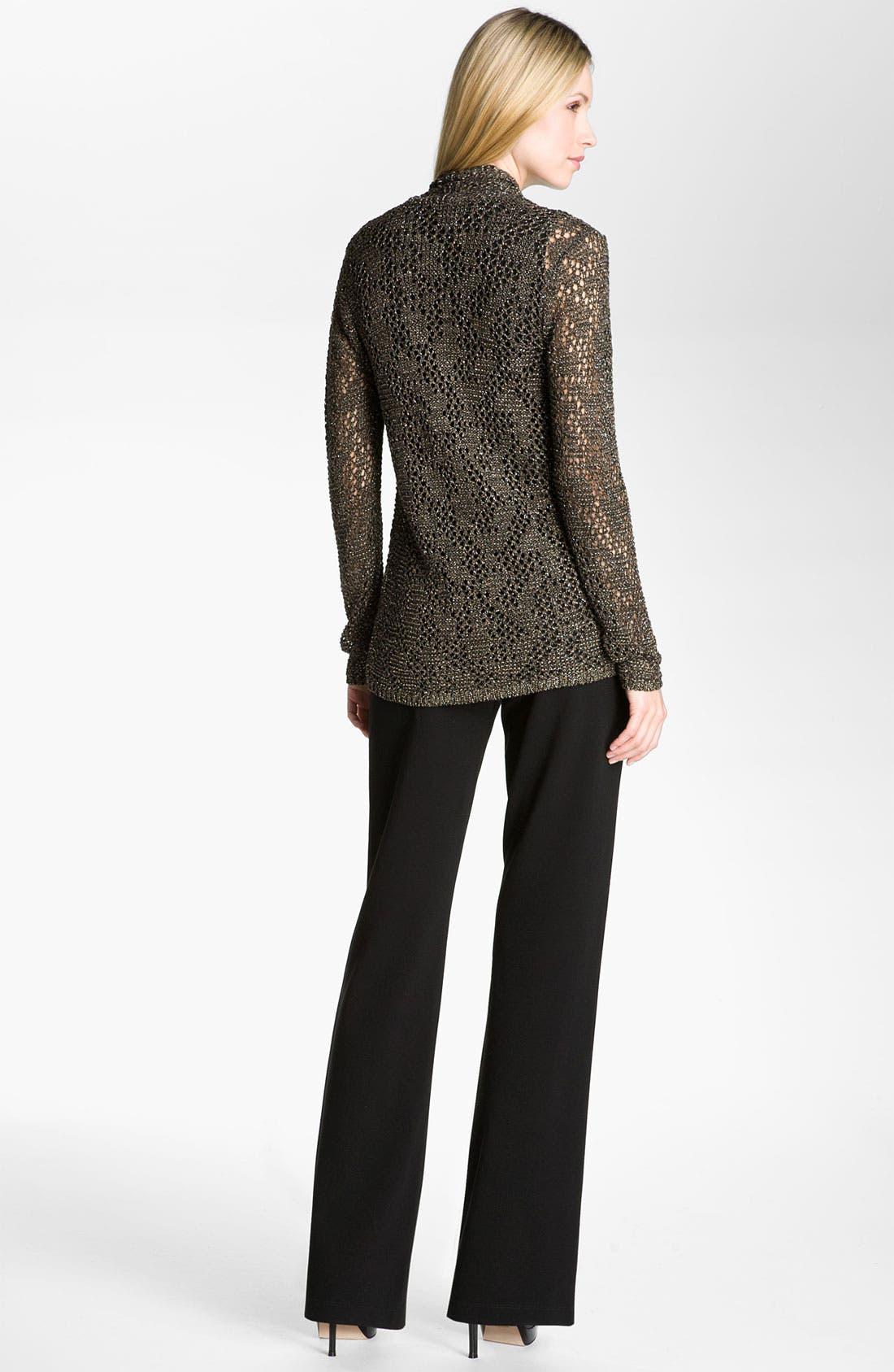 Alternate Image 4  - Eileen Fisher 'Sparkle' Knit Cardigan