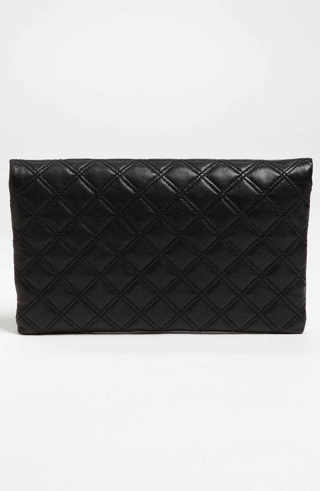 Alternate Image 4  - MARC JACOBS 'Quilting - Eugenie' Leather Clutch