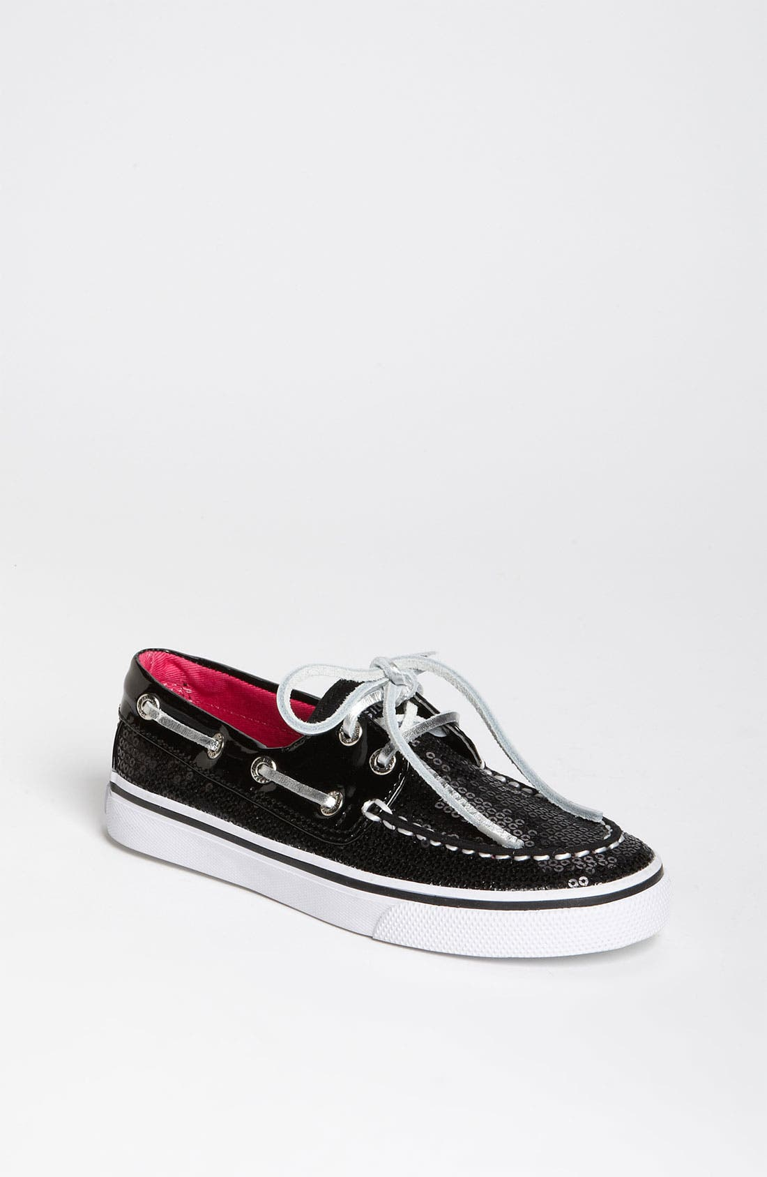 Alternate Image 1 Selected - Sperry Top-Sider® Kids 'Bahama' Boat Shoe (Walker, Toddler, Little Kid, Big Kid)