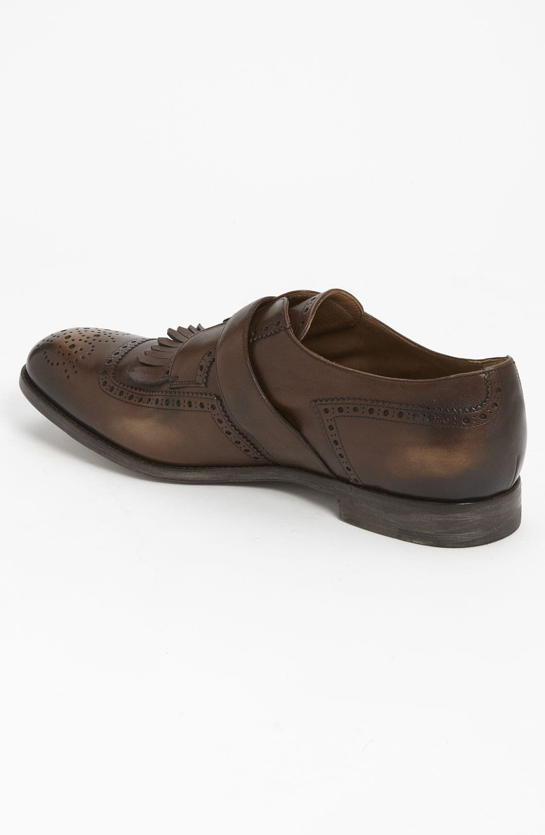 Alternate Image 2  - Prada Kiltie Wingtip Slip-On (Online Only)