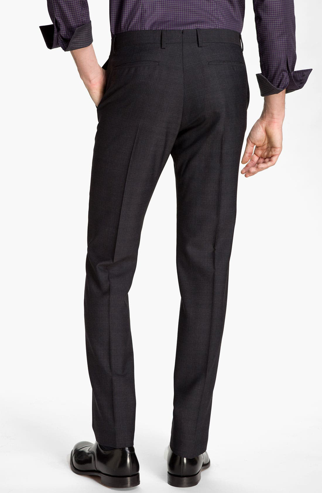 Alternate Image 2  - PS Paul Smith Wool Trousers