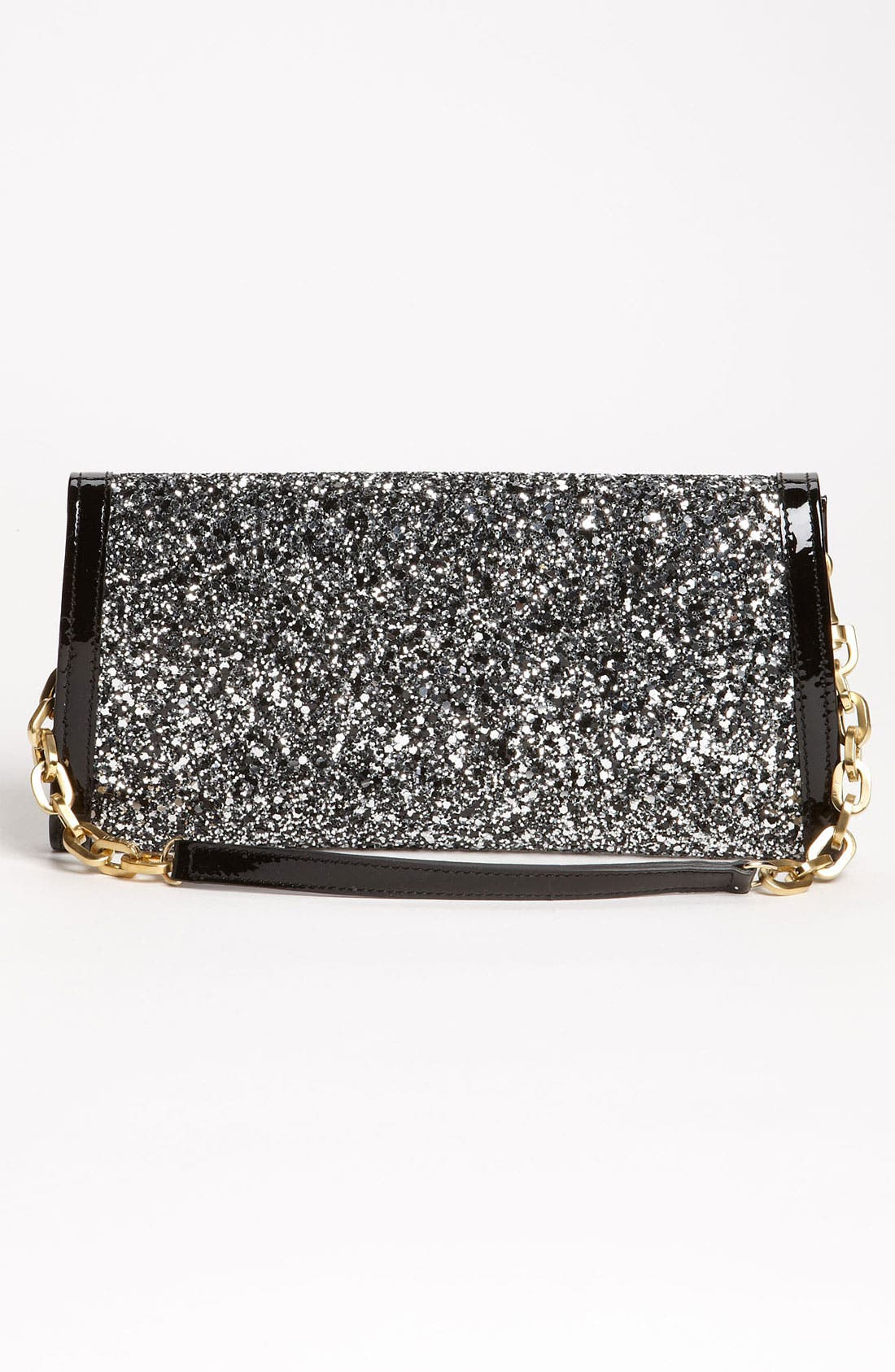 Alternate Image 4  - Jimmy Choo Glitter Clutch