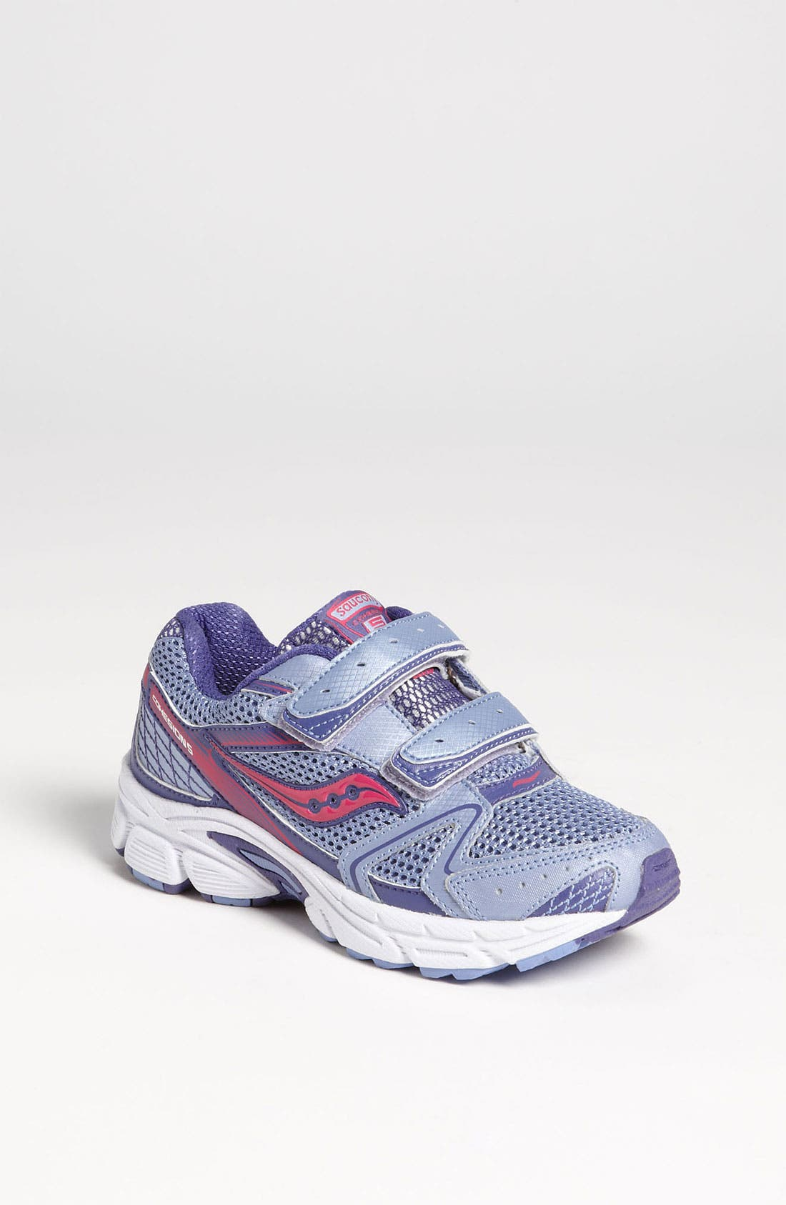 Main Image - Saucony 'Cohesion HL' Running Shoe (Toddler, Little Kid & Big Kid)