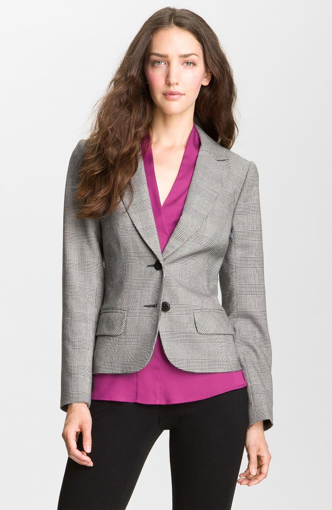 Alternate Image 1 Selected - Trina Turk 'Ivy League' Blazer (Online Exclusive)