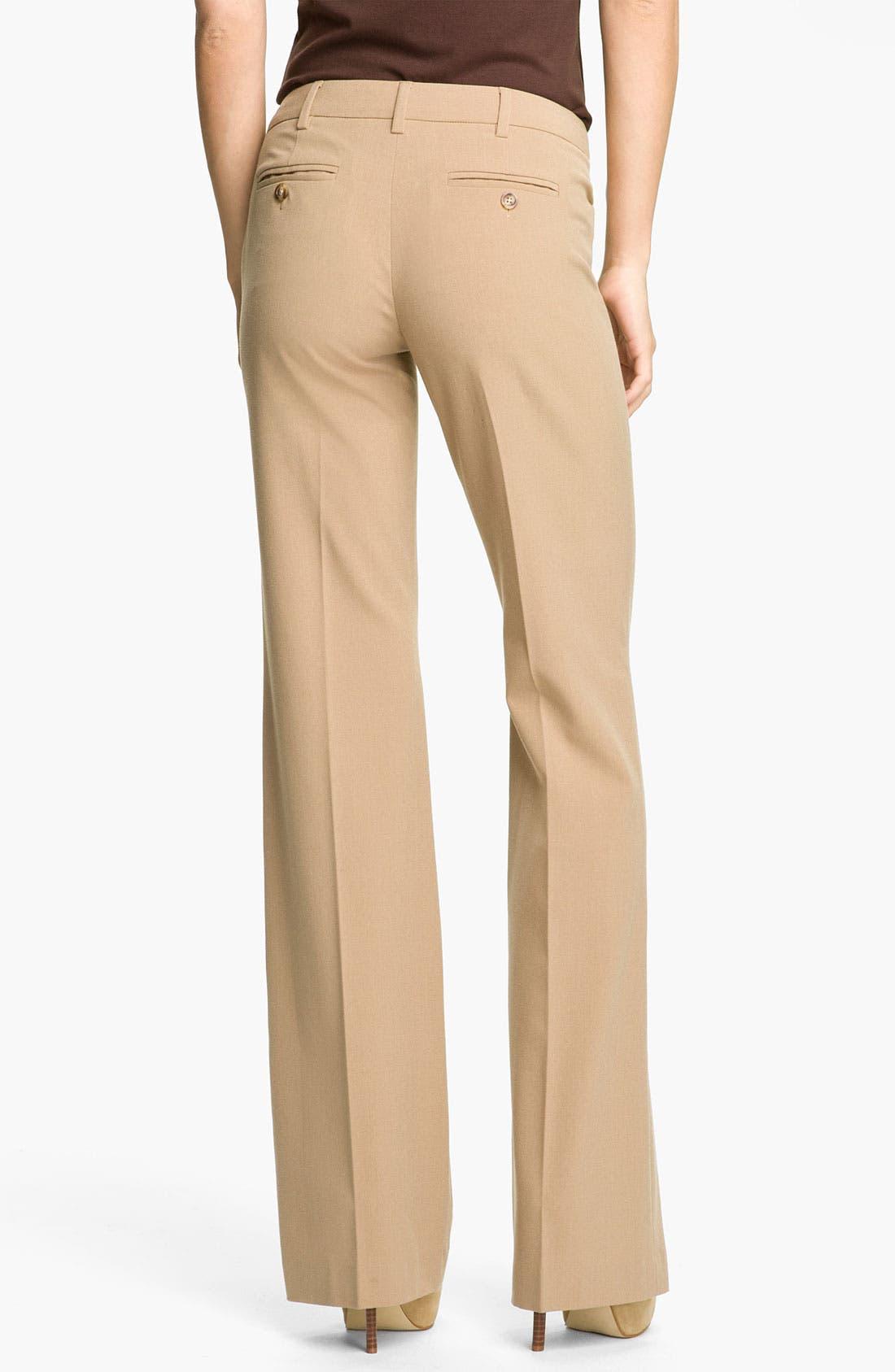 Alternate Image 2  - MICHAEL Michael Kors 'Gramercy' Pants