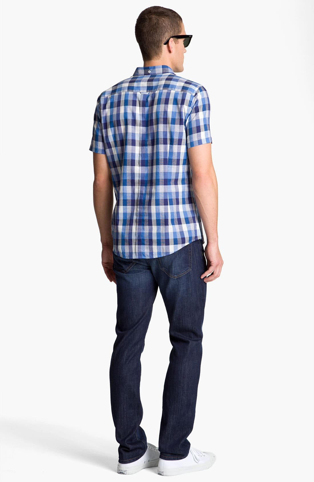 Alternate Image 7  - Joe's 'Brixton' Slim Straight Leg Jeans (Kieran)