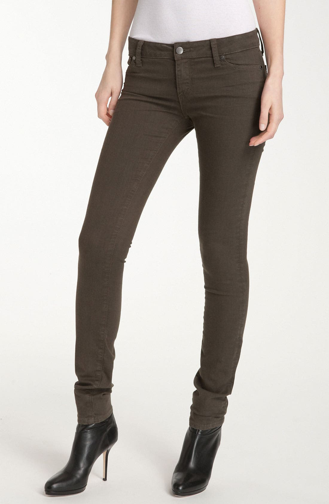 Alternate Image 1 Selected - Vince 5-Pocket Skinny Jeans